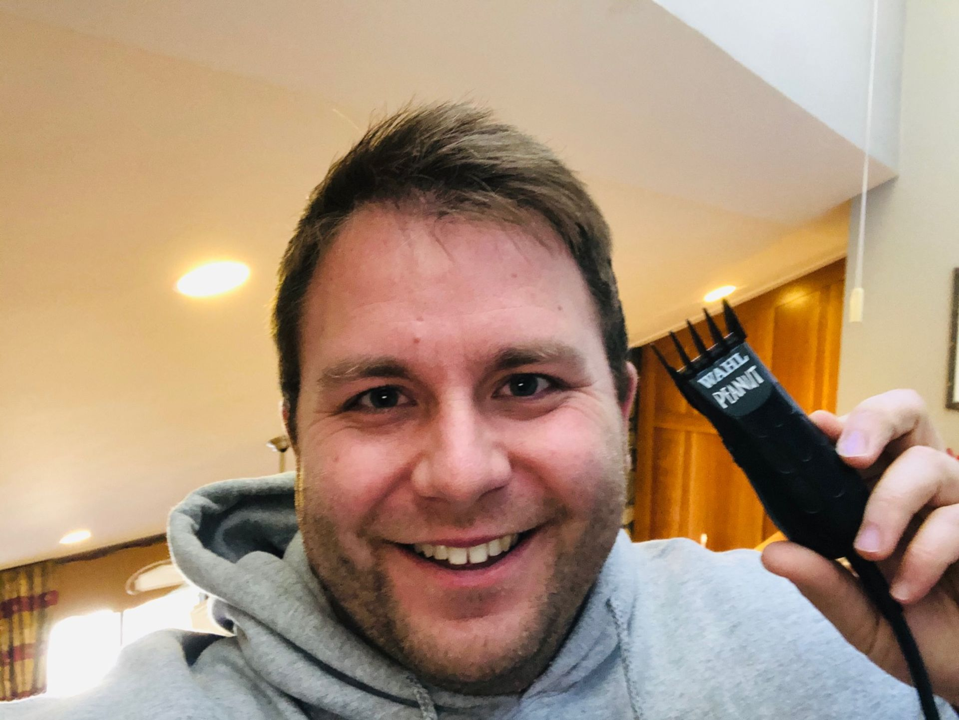 Nick Pelletier Vows to Shave his Head when we raise $10k for Massachusetts Foster Care Kids