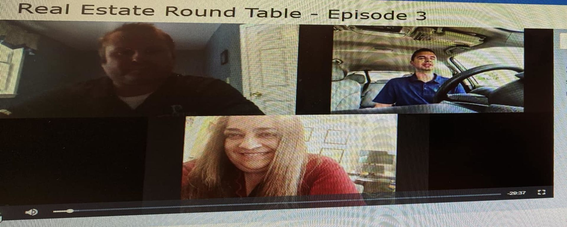"""""""Real Estate Round Table"""" – Episode 3 – Josh Mello and Kenneth Ferris"""