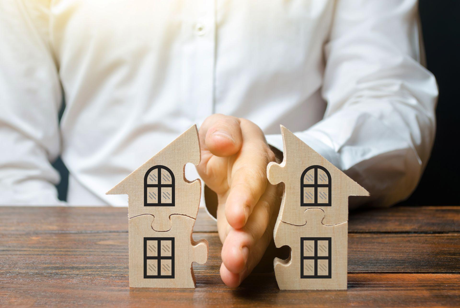 Dividing Real Property in Divorce