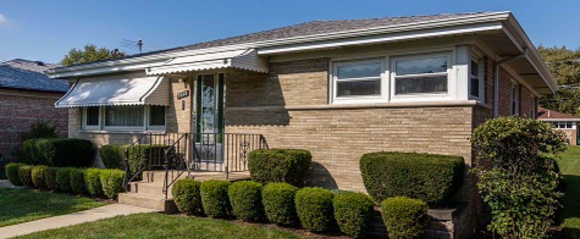 Open house October 22, 2017, 1-3 pm, 7030 W Cleveland, Niles, IL 60714