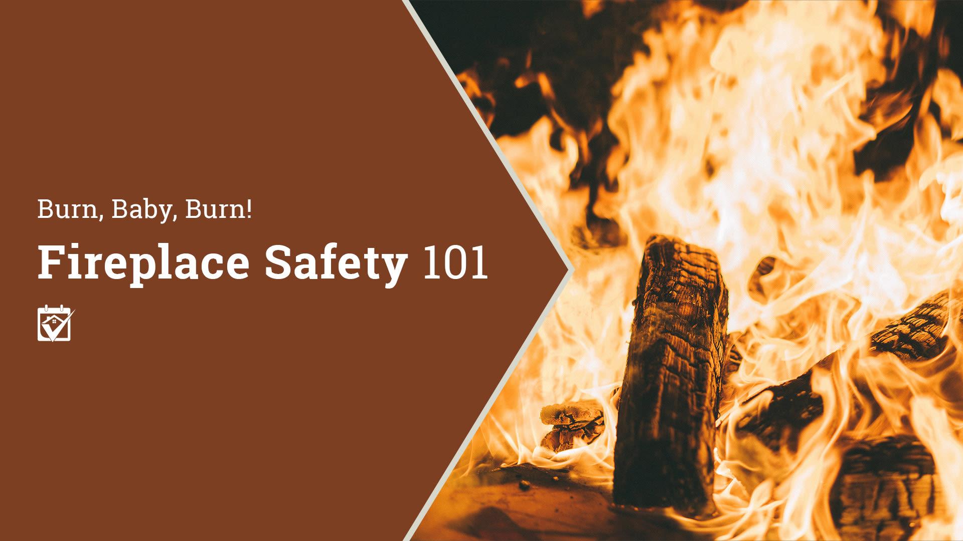 Fireplace Safety 101