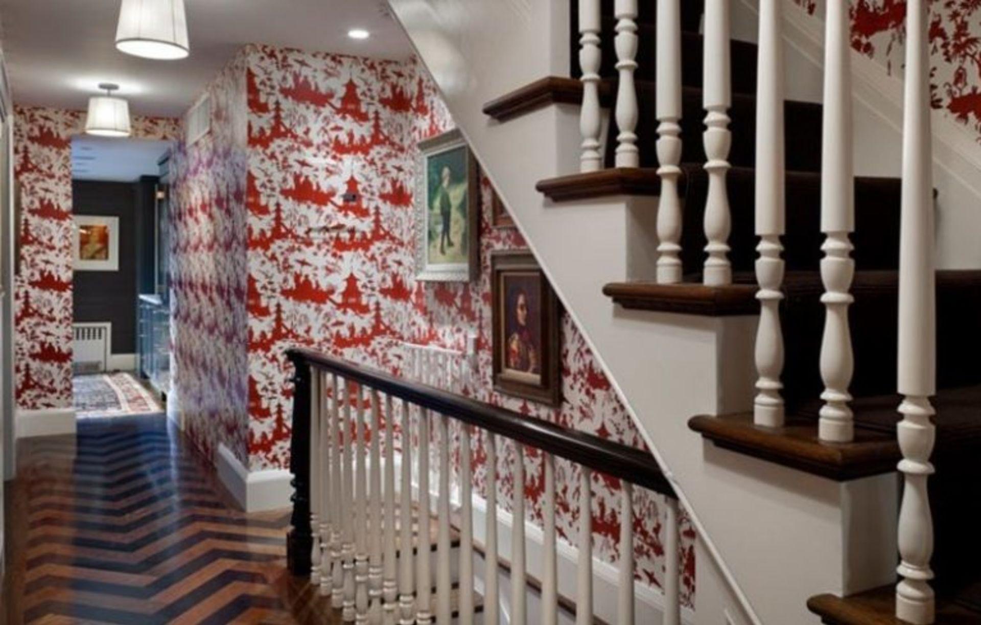 12 Beautiful Rooms That Will Make You Love Wallpaper Again!
