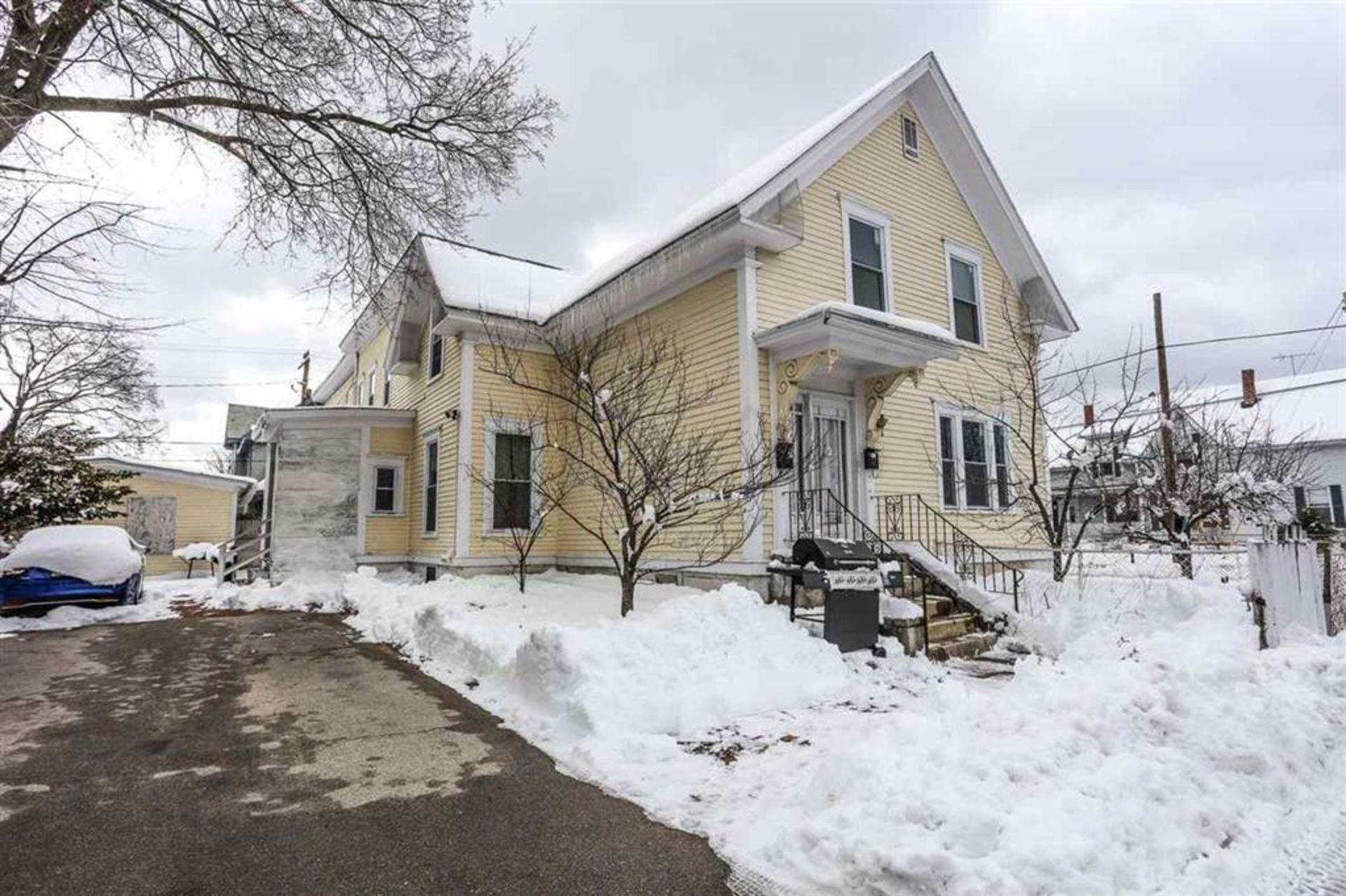 New Investment Opportunity Near Downtown Manchester!