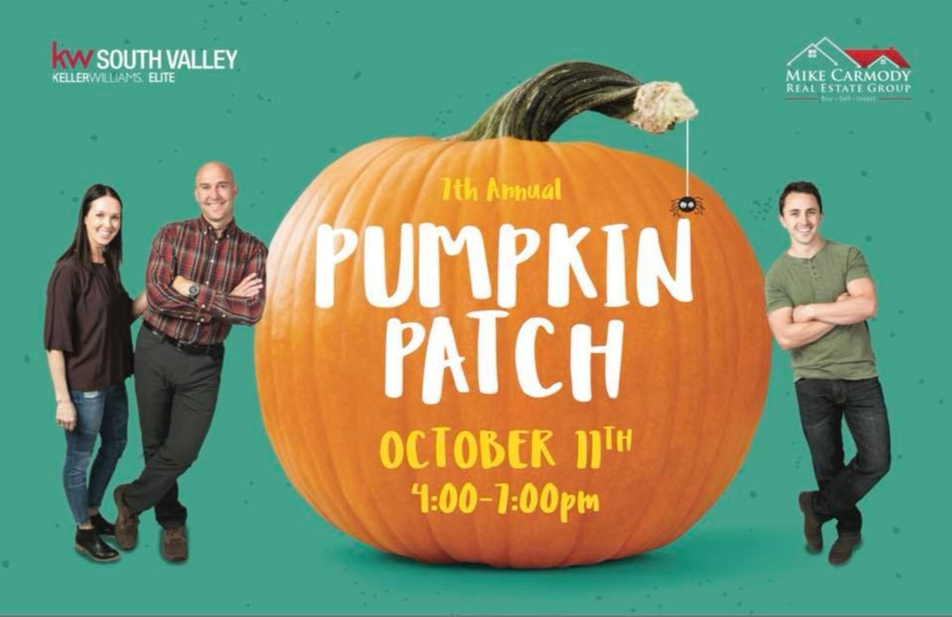 Carmody Group Pumpkin Patch 2017
