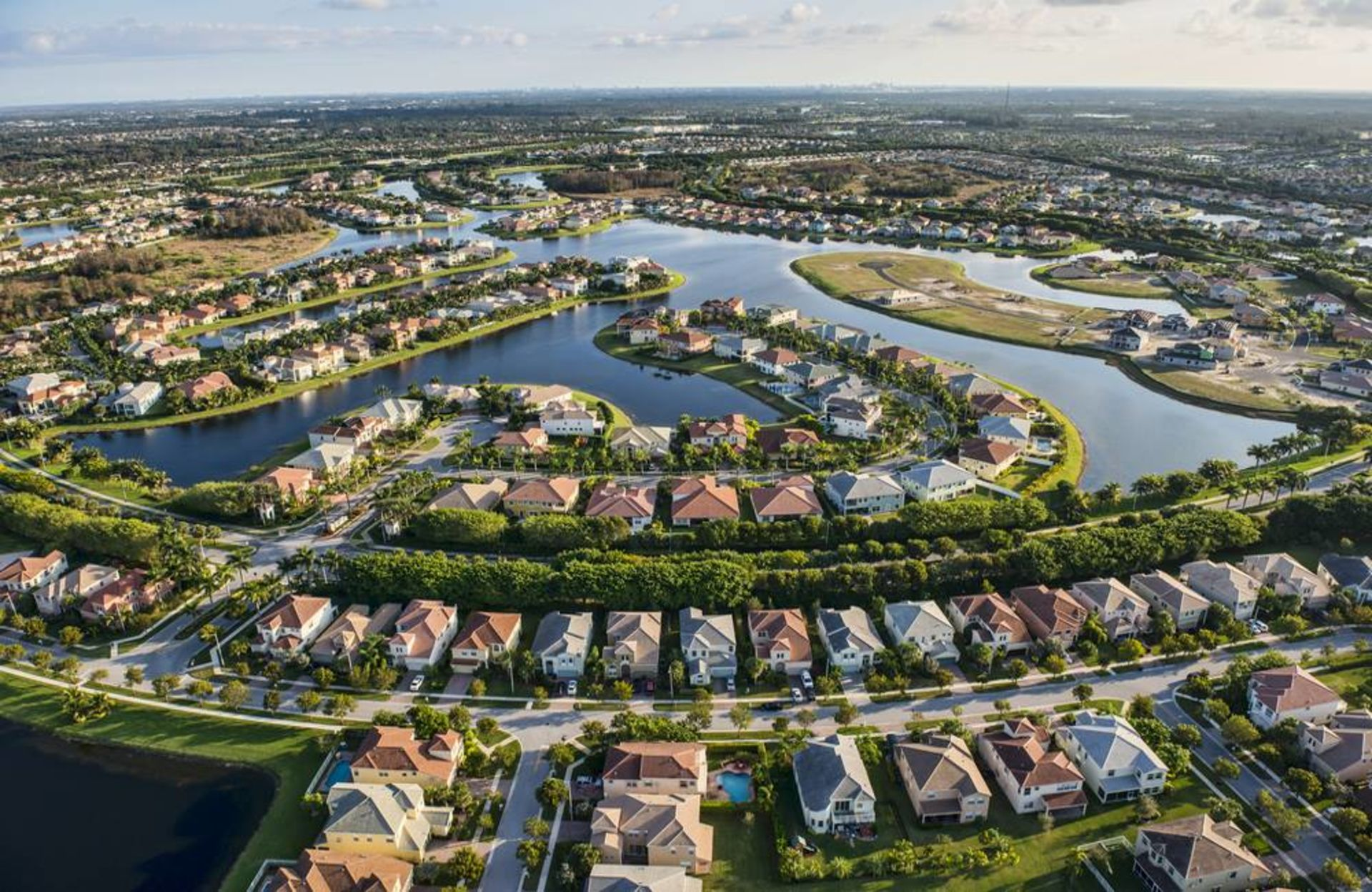 Waterfront Homes – Pasco County