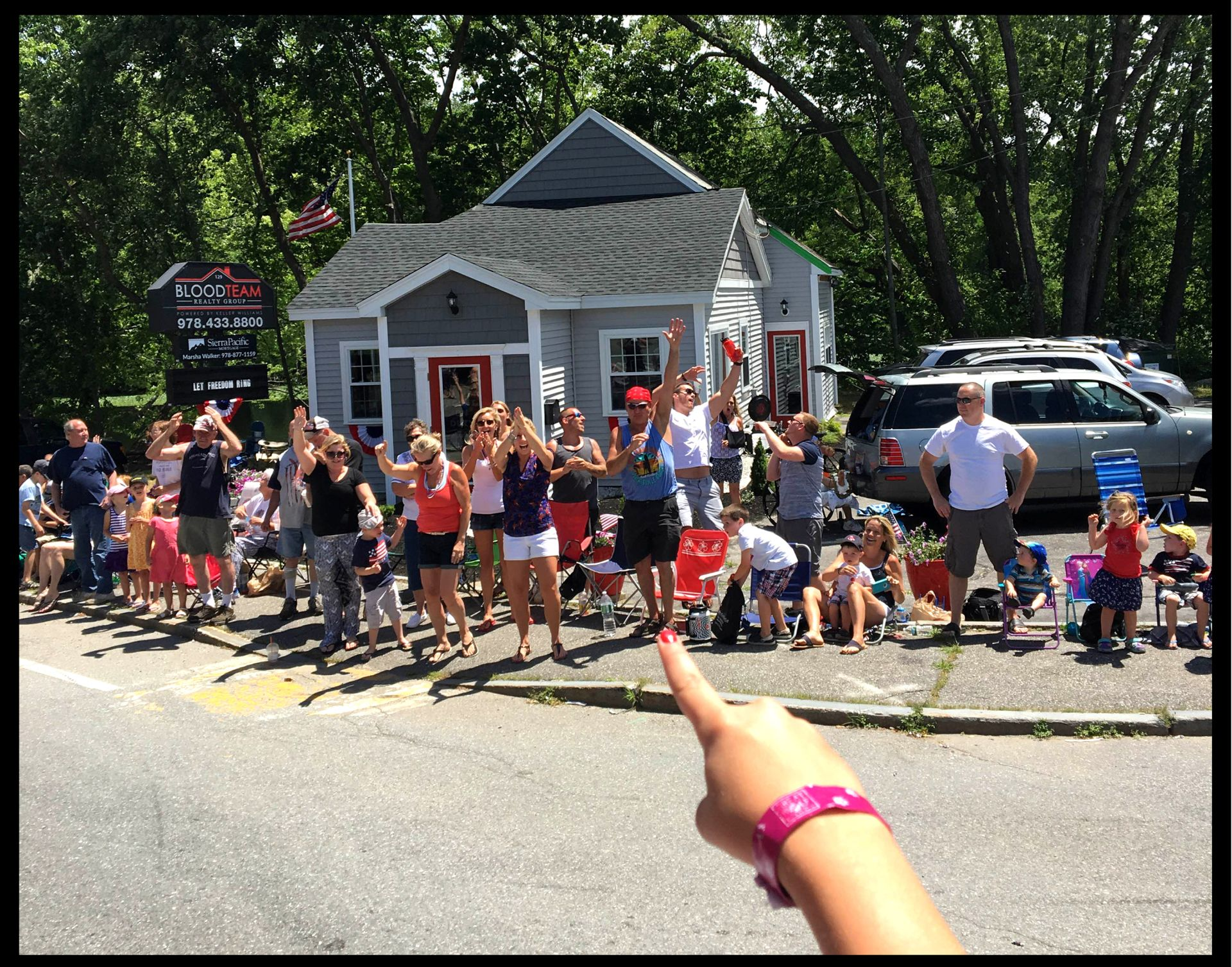 4TH OF JULY PARADE 2016 – PEPPERELL MA