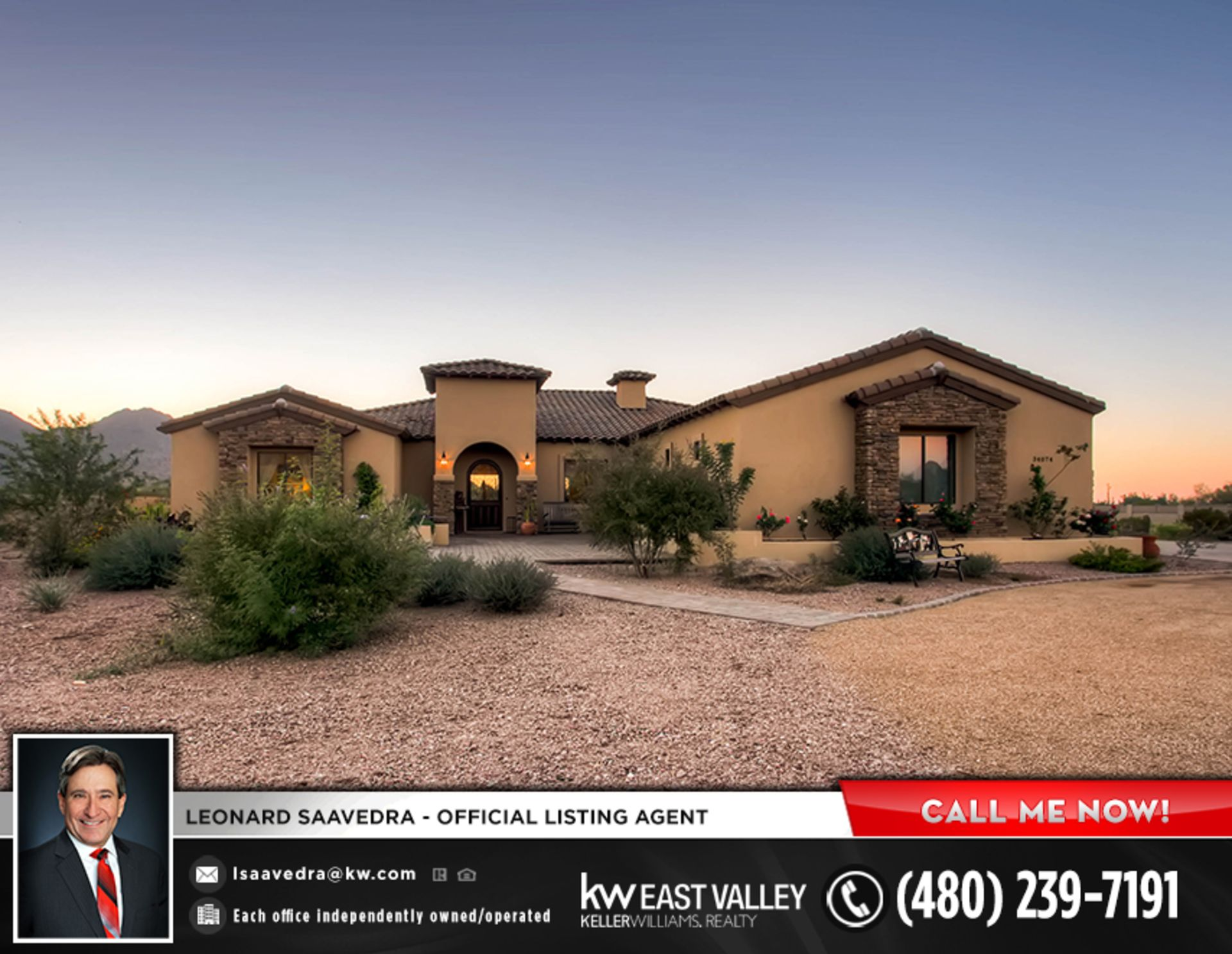 OPEN HOUSE 34074 N. Las Estrellas Lane, Queen Creek, AZ 85142