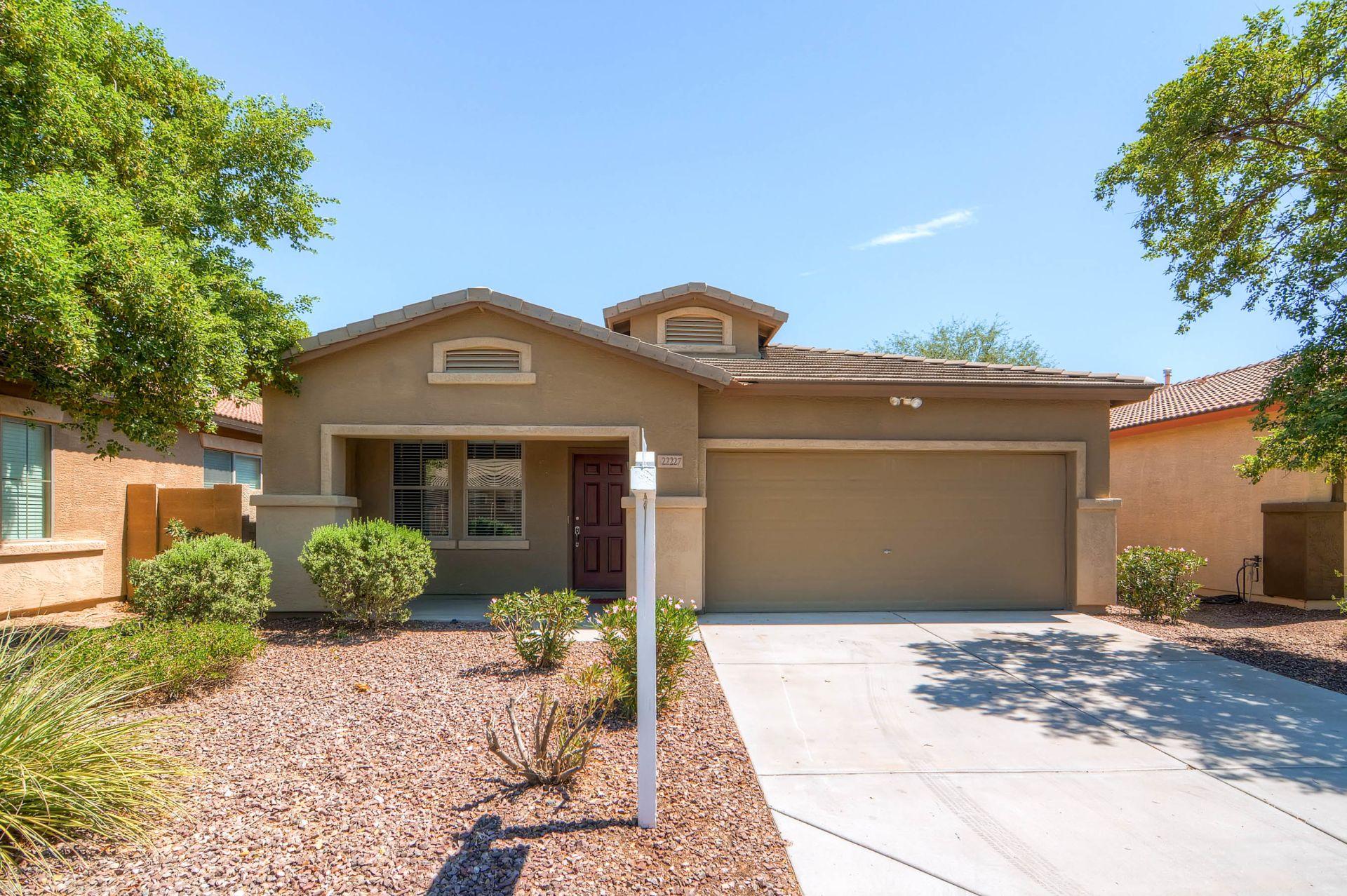 22227 S 214TH Street , Queen Creek, AZ 85142
