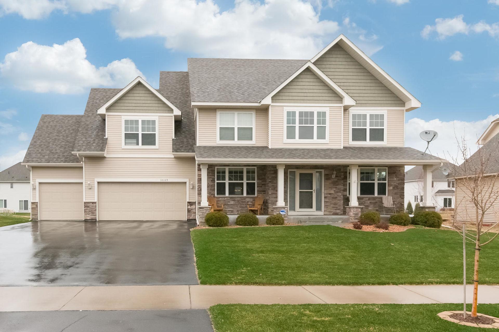 Beautiful Single Family Home!