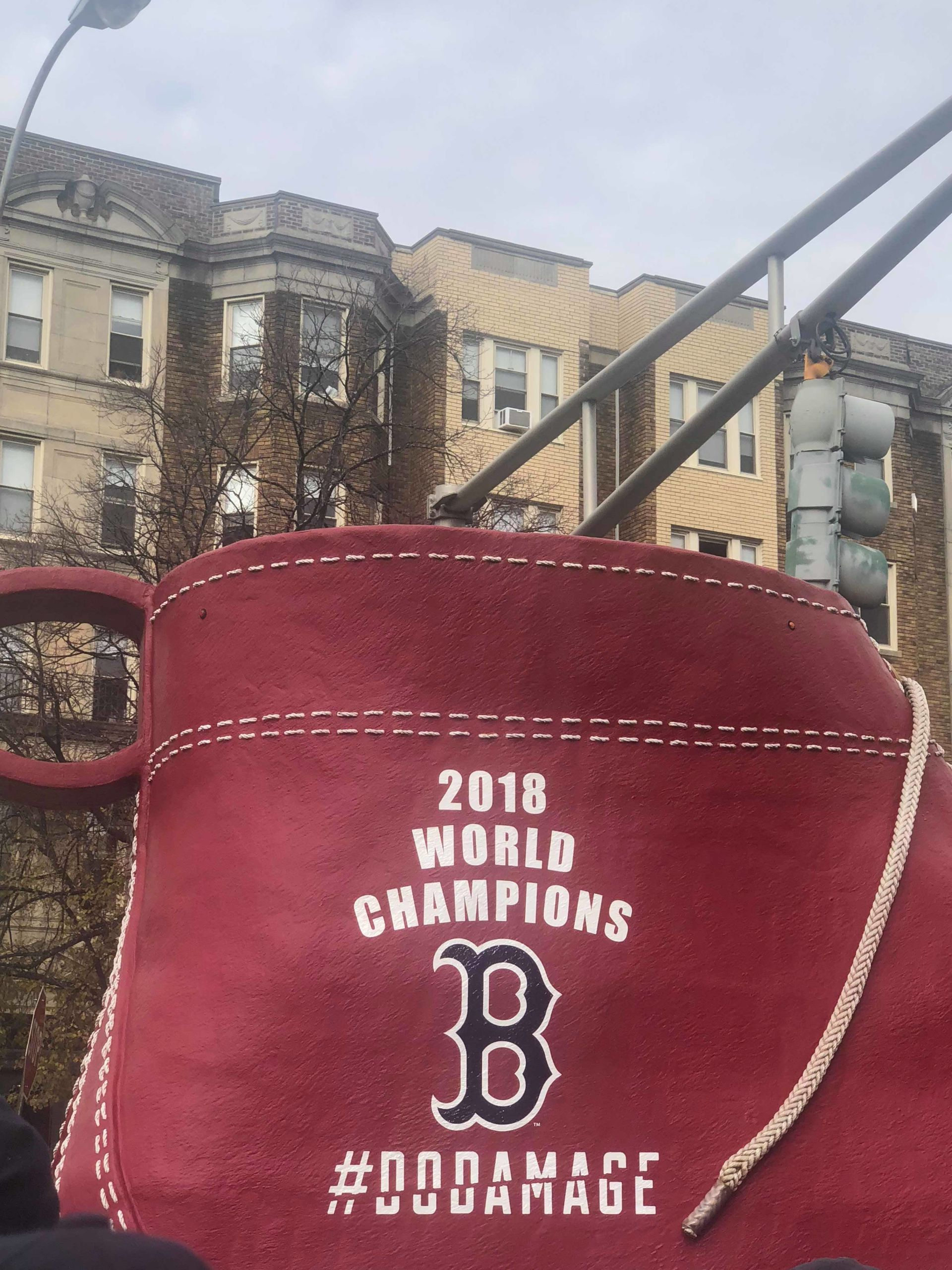 A Recap of the 2018 Red Sox World Series Parade