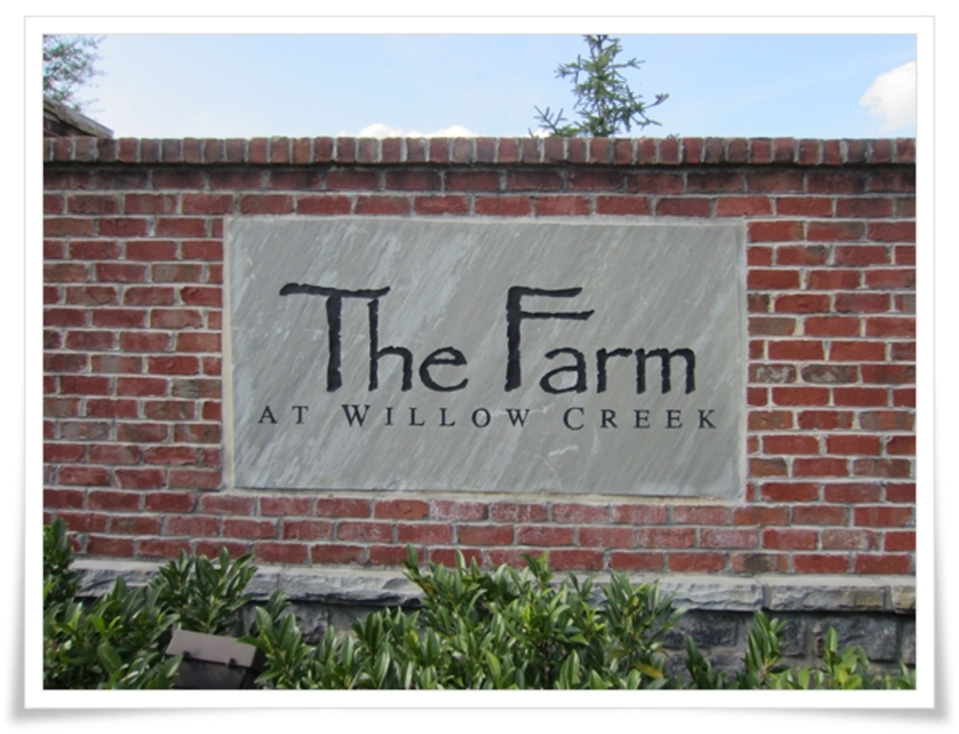 The Farm At Willow Creek