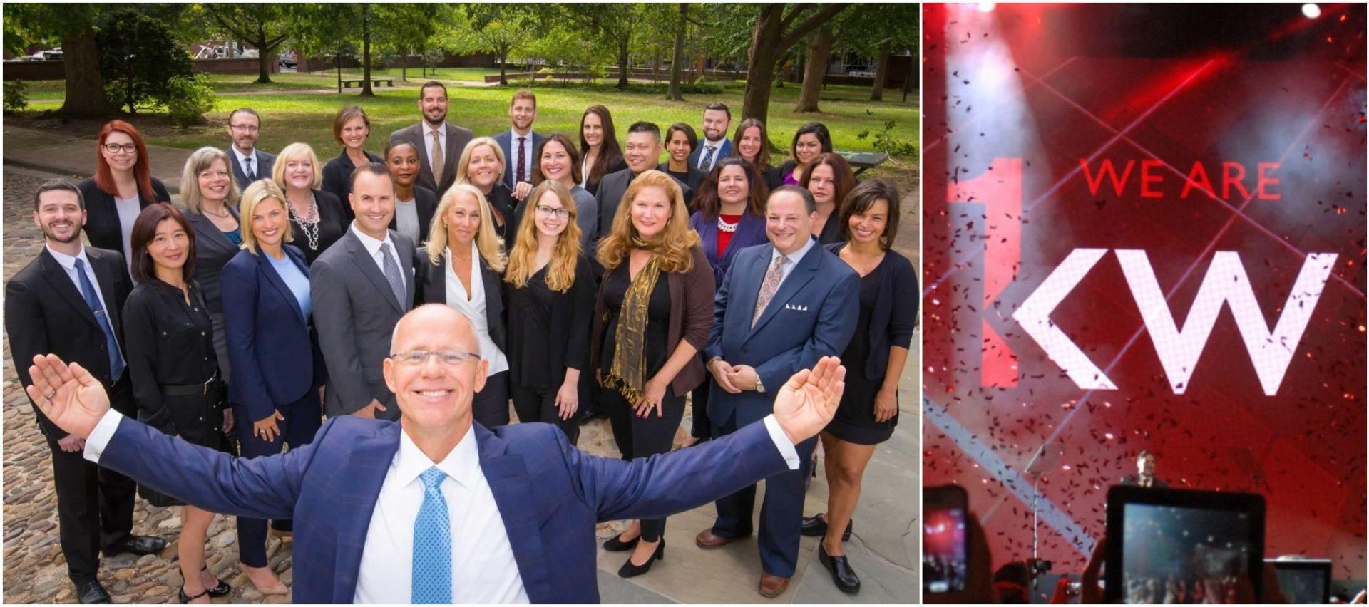 Berkshire Hathaway's #1 Agent Joins KW!