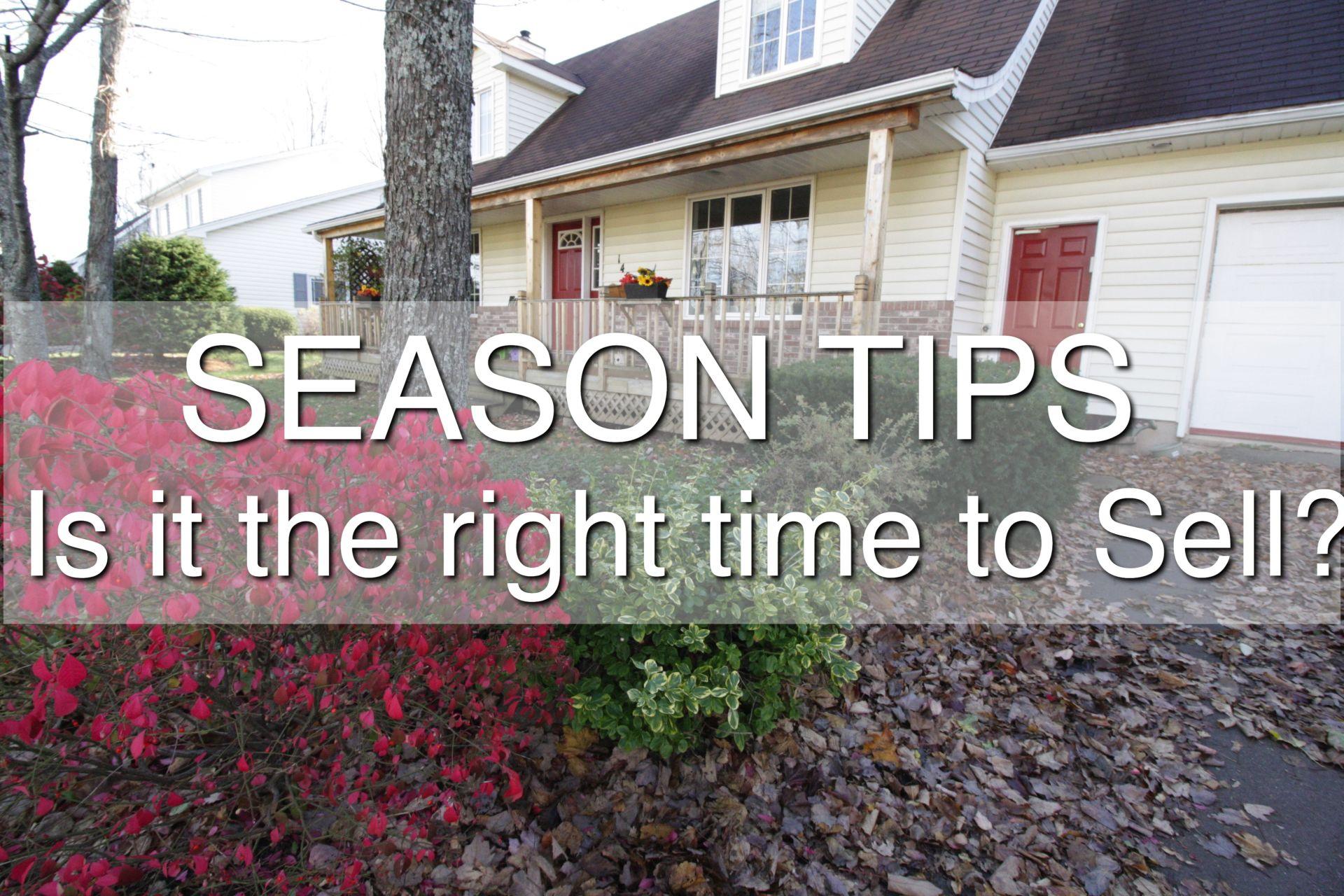 Season Tips