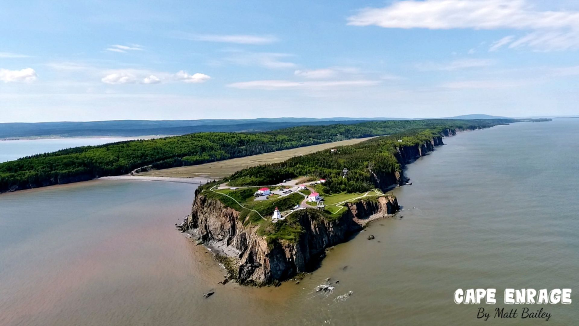 Things To Do in New Brunswick by Matthew G. Bailey