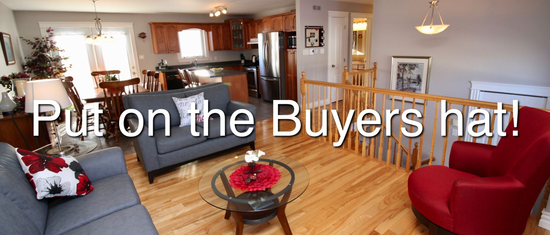 HOW TO MAKE YOUR HOME WHAT BUYERS WANT!