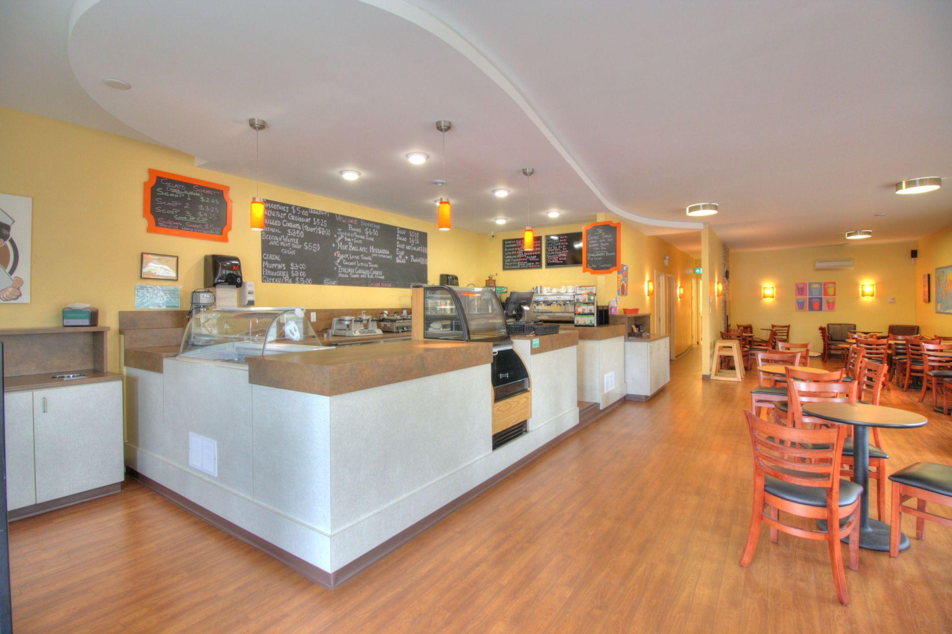 The Boulevard Café