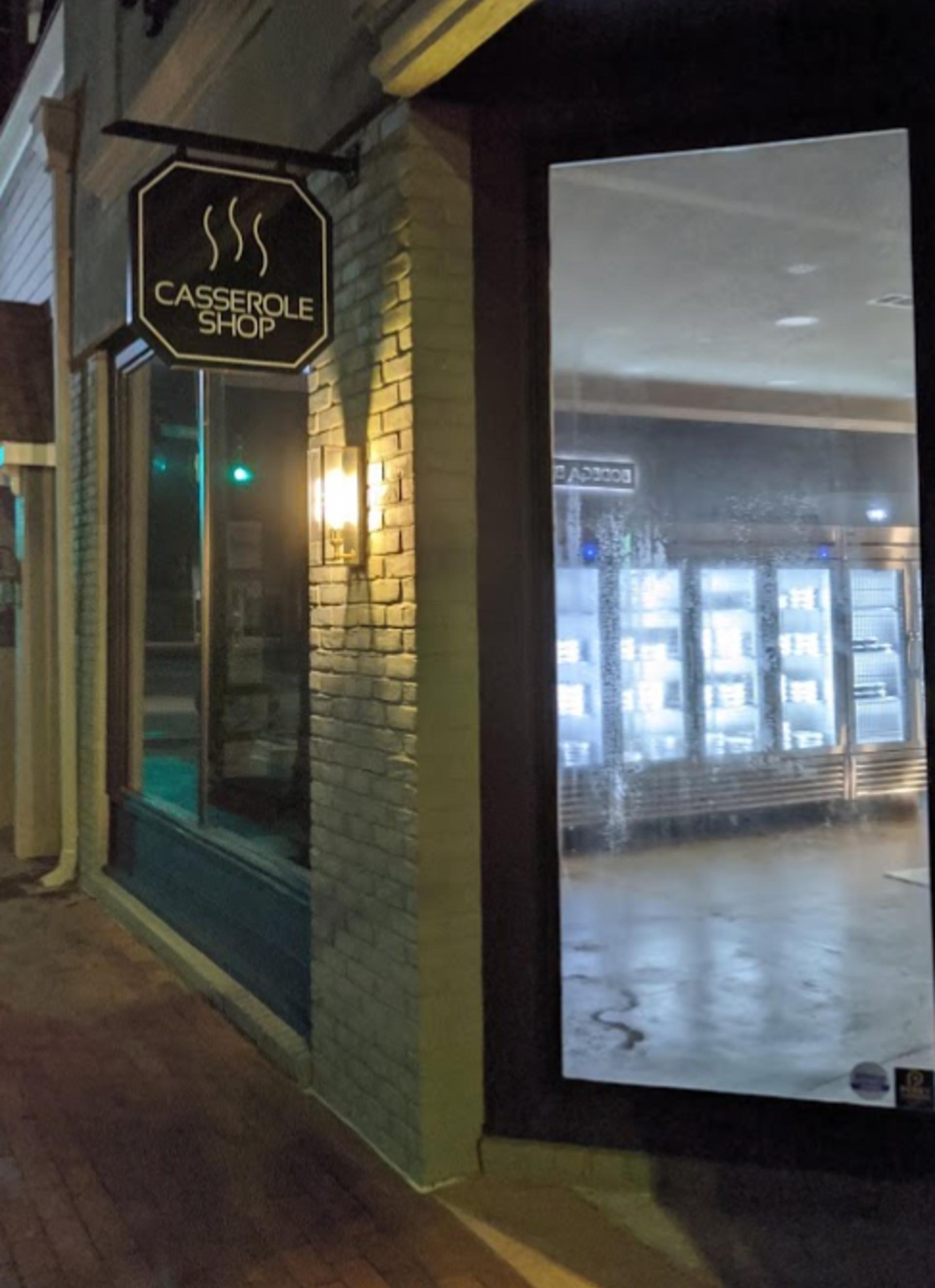 The Casserole Shop
