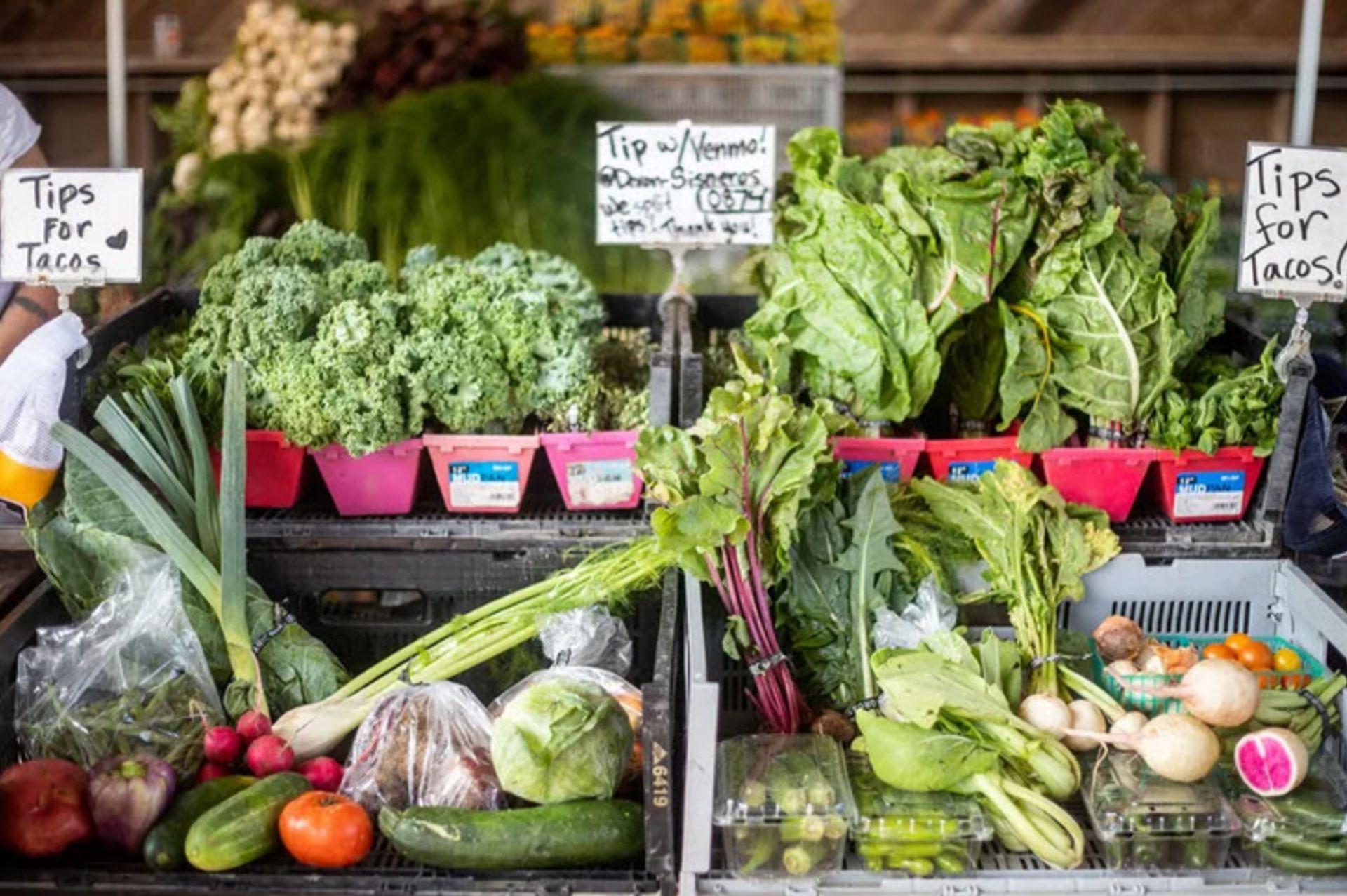 Central Texas Farmers Markets