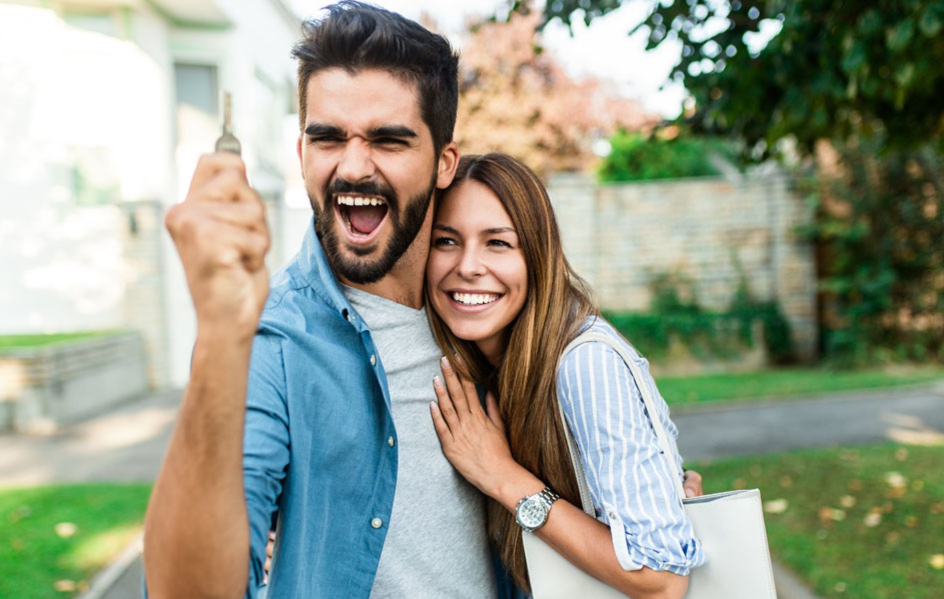 Homebuyers Are in the Mood to Buy Today