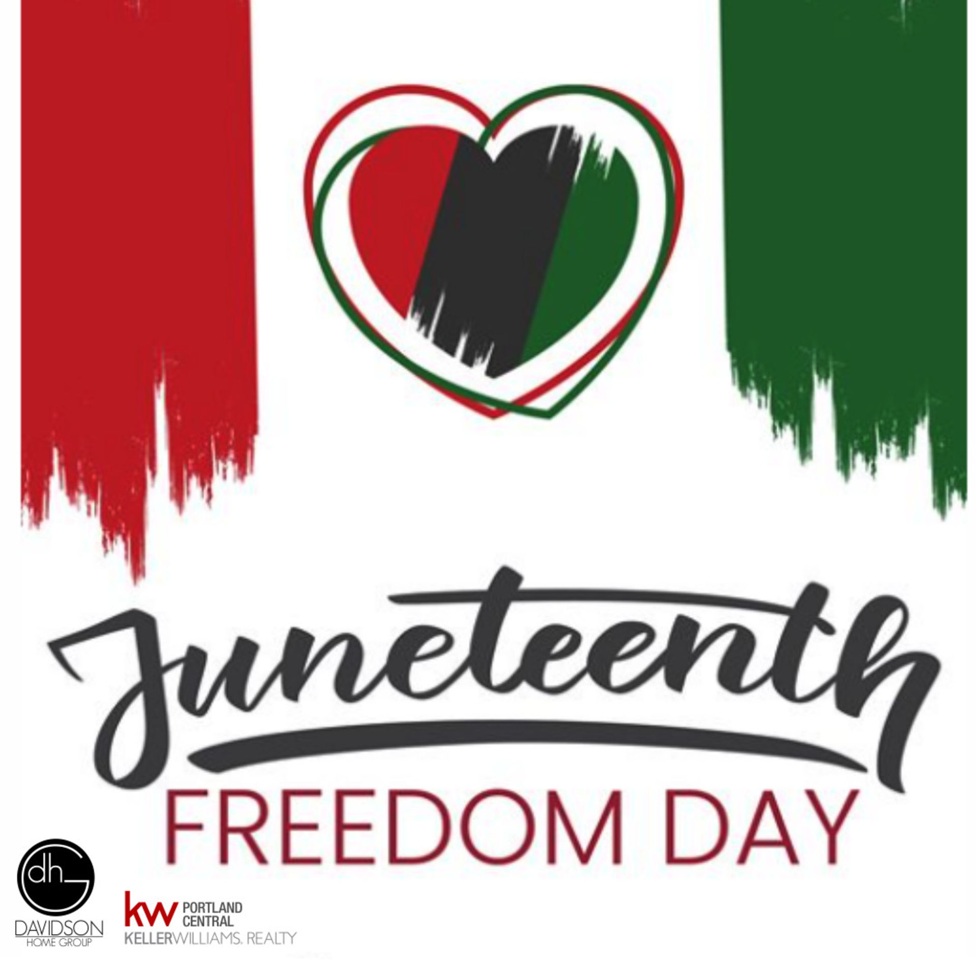 Today is Juneteenth!