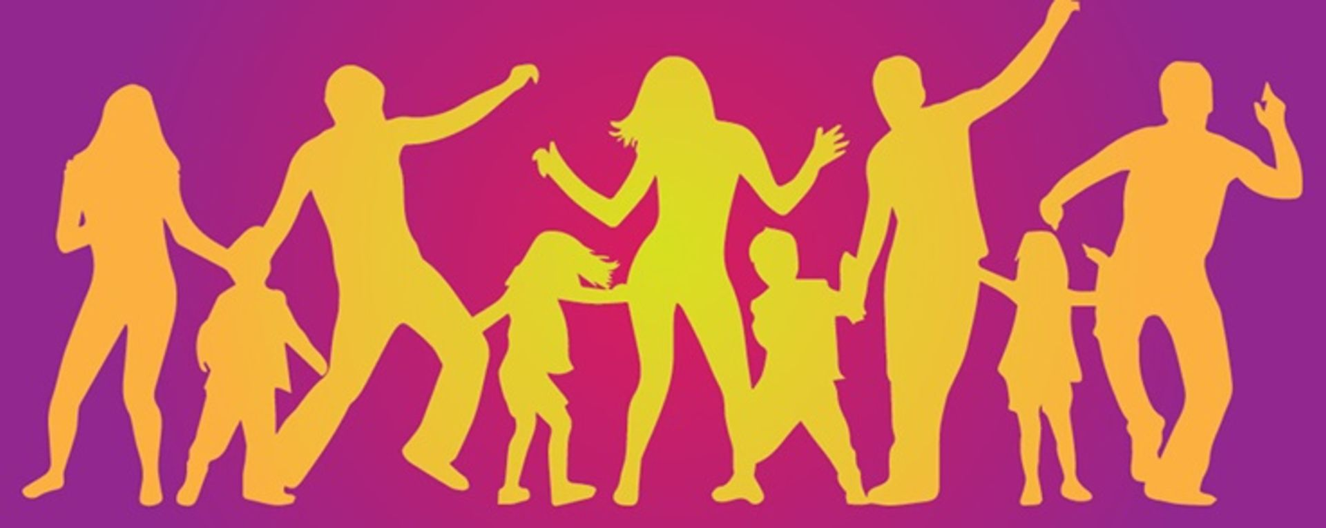 Dust off your dancin' shoes – it's time for the annual Family Dance Party