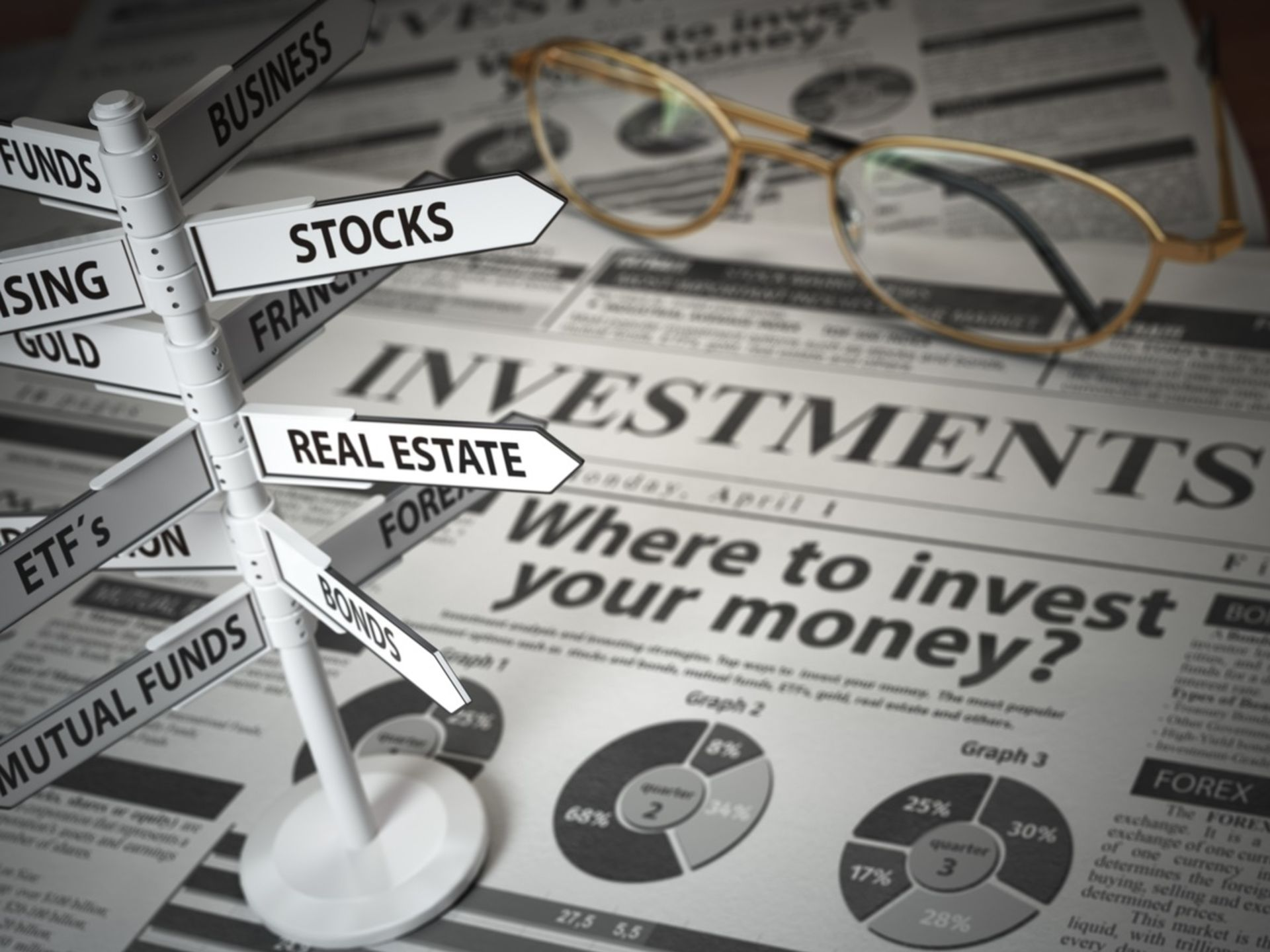 How Does Real Estate Investment Compare to Other Assets?
