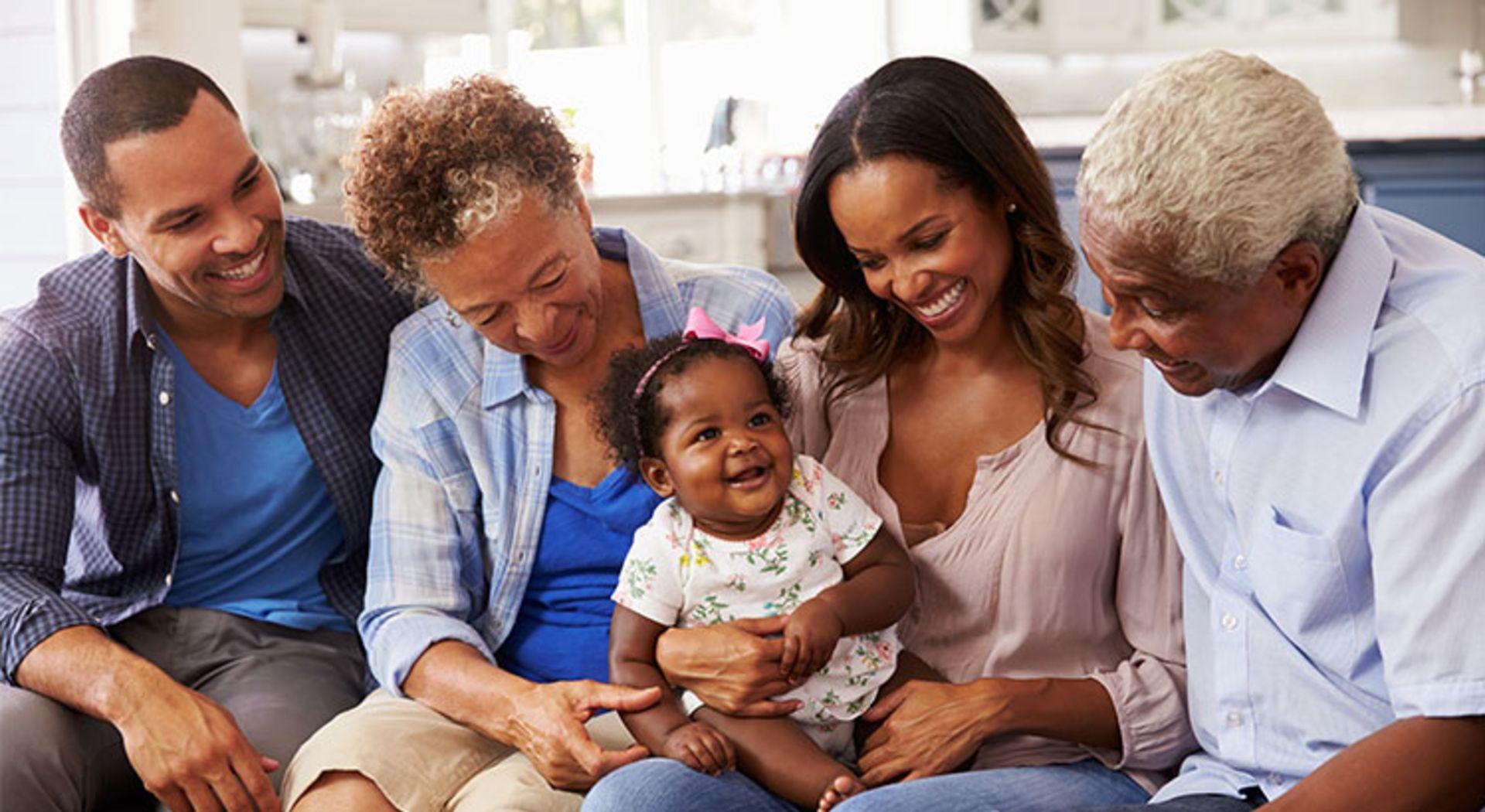 Multi-generational Homes Making a Comeback!
