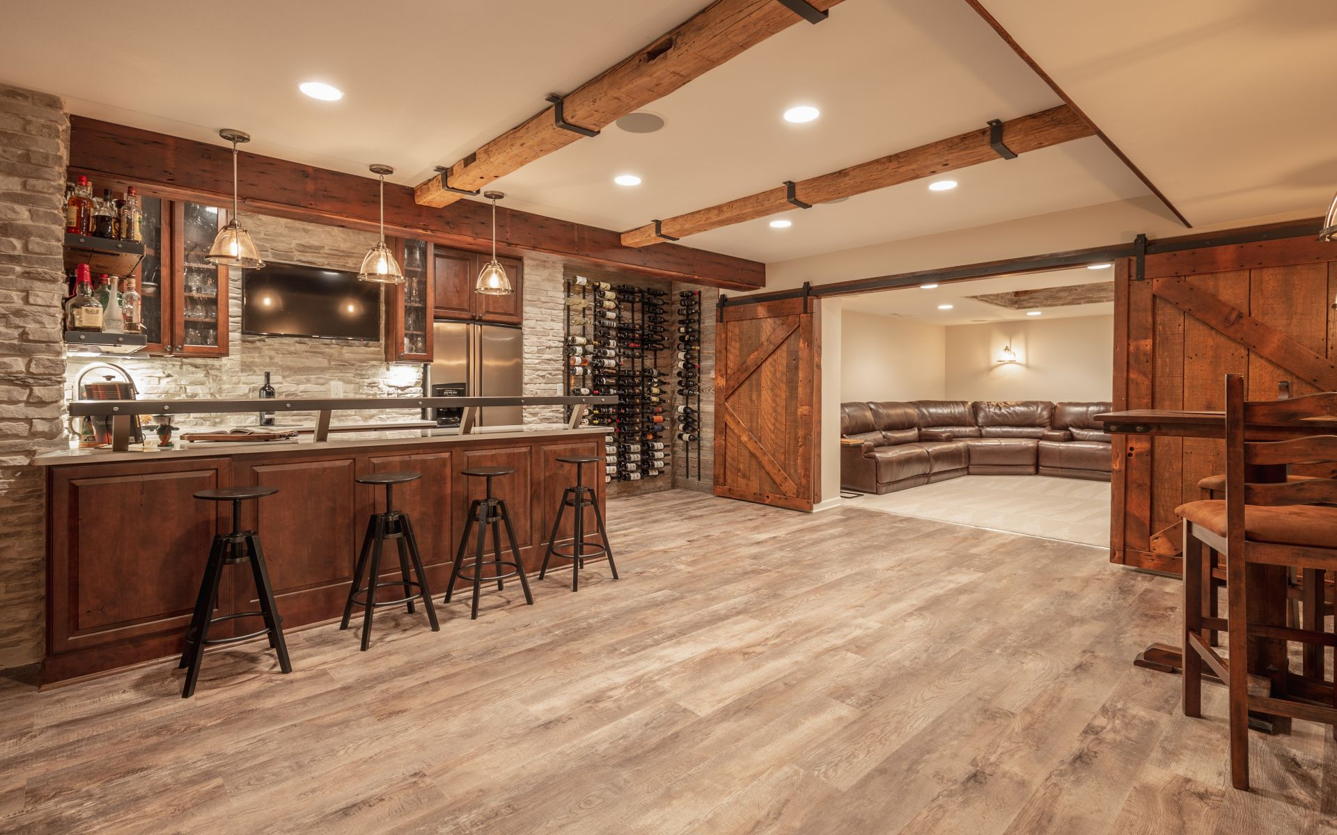 Rustic Chic Remodel in Muskego For Sale