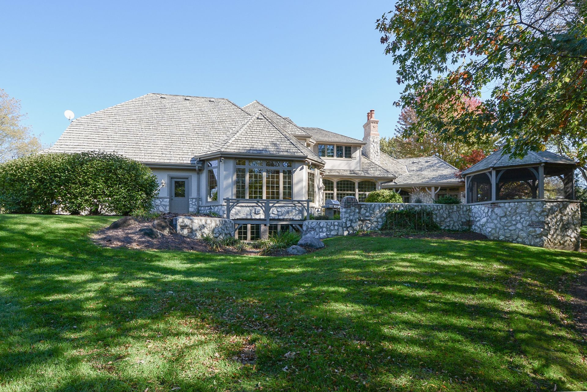 Exquisite Country Manor Featured on Business Journal Home of the Day
