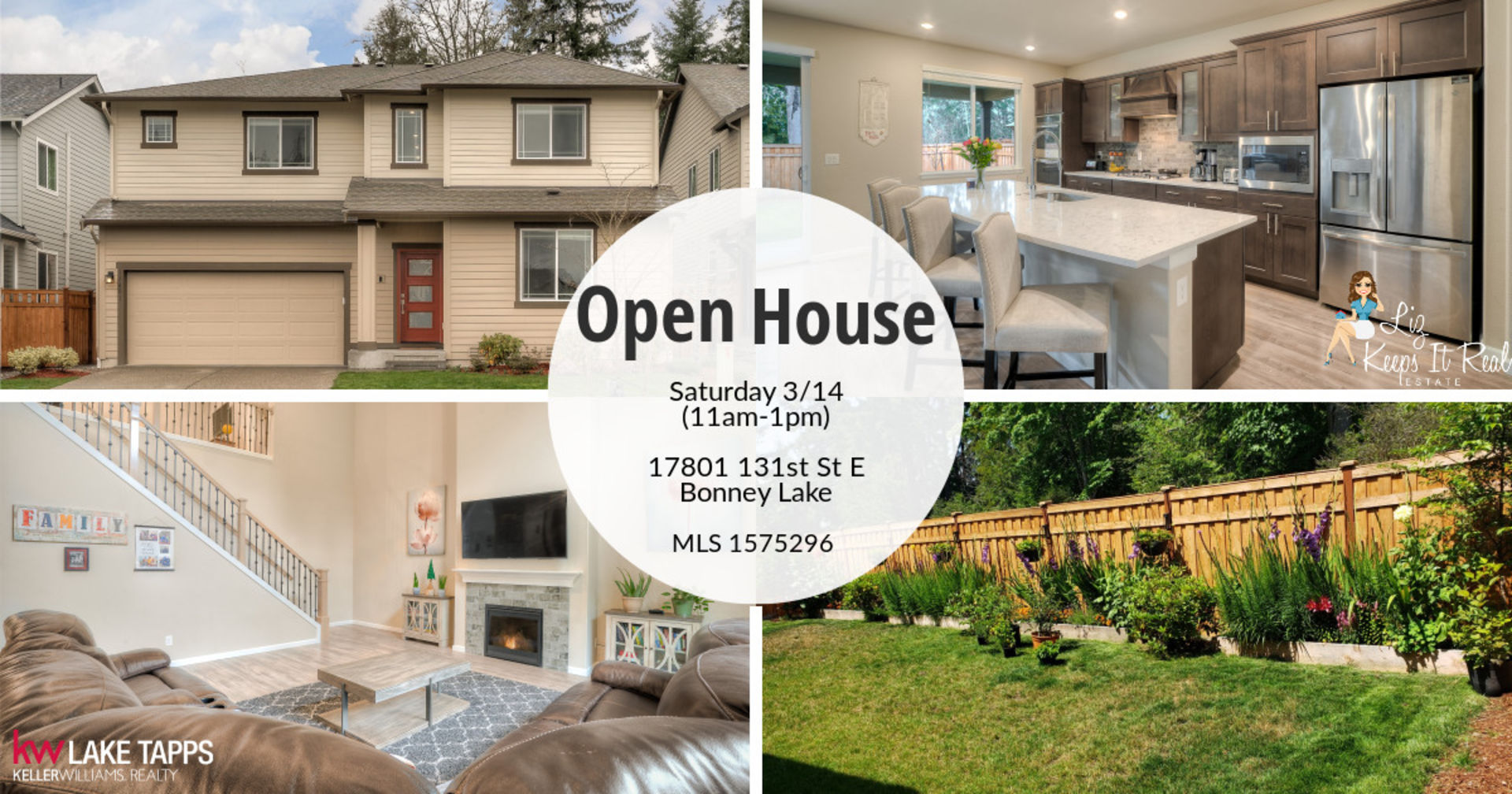 Open House This Weekend!