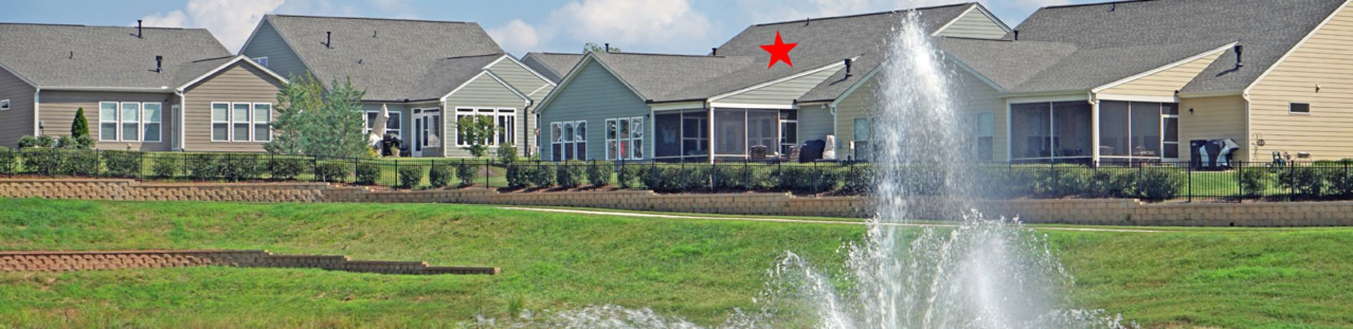 Exquisite water-view home in Carolina Arbors!