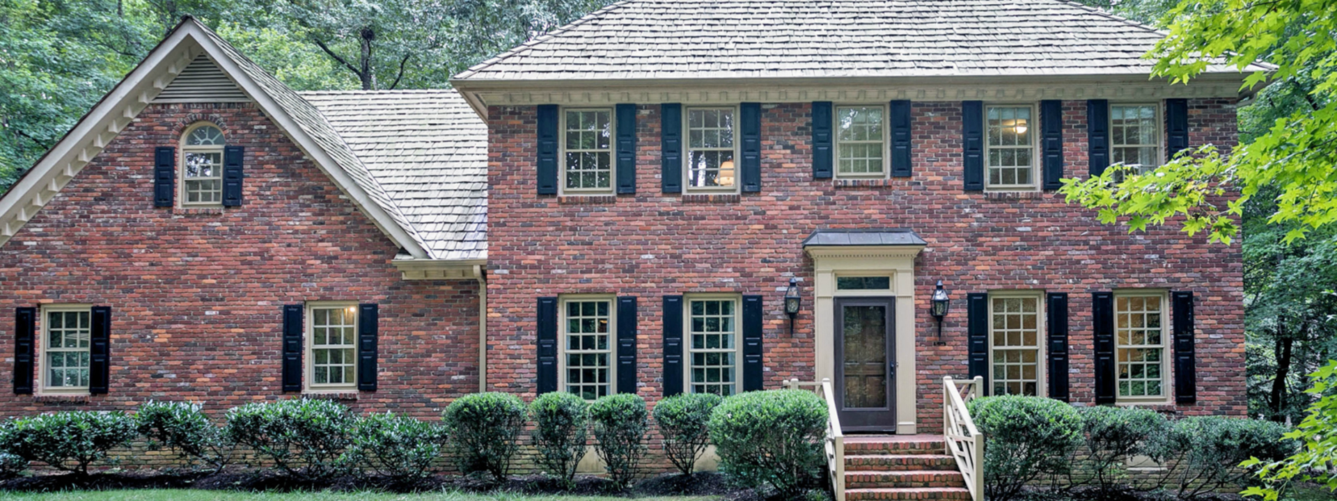Gorgeous Brick Home For Sale in North Raleigh!