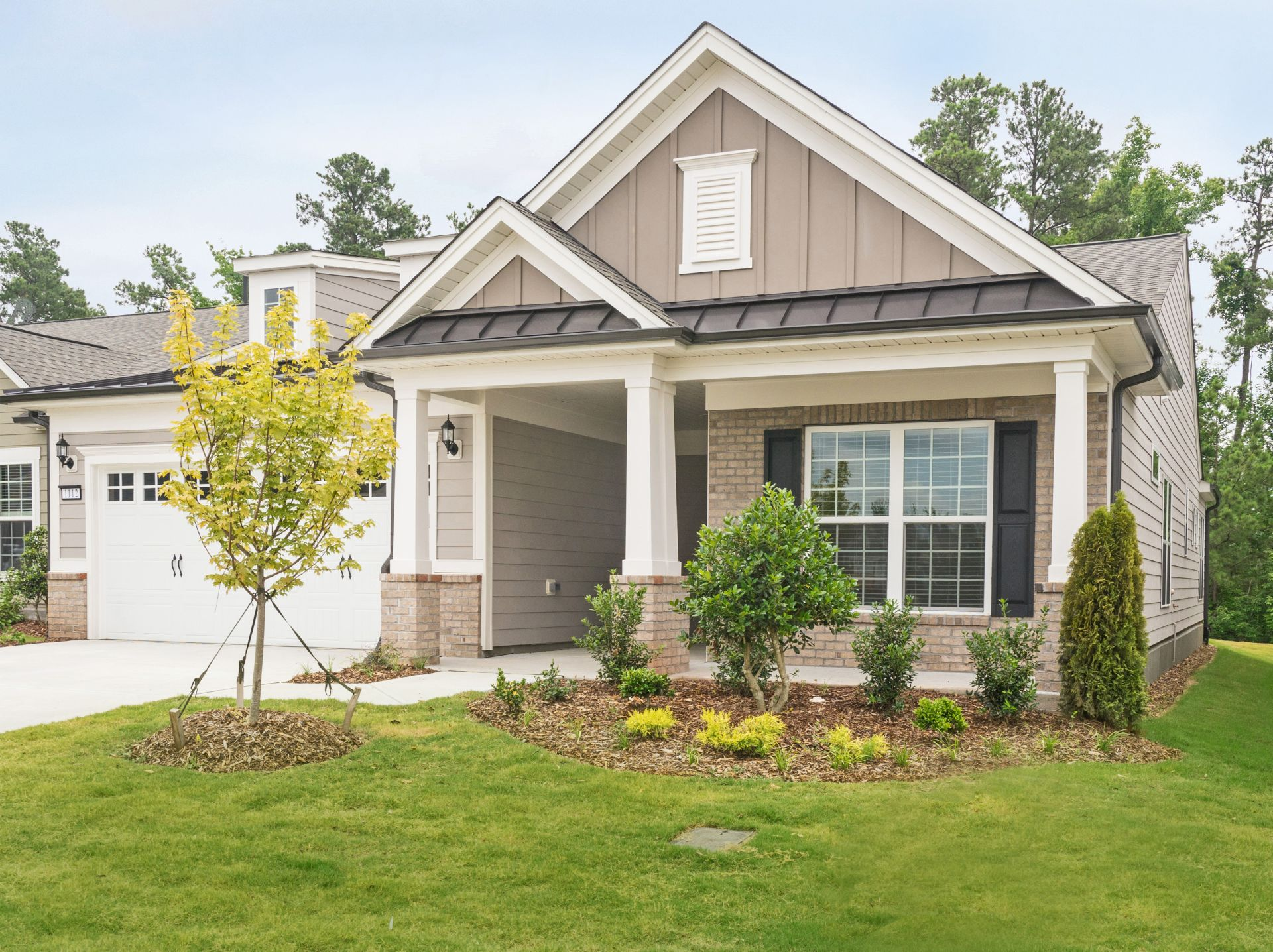 A Nearly New Carolina Arbors Home on a Gorgeous Wooded Lot!