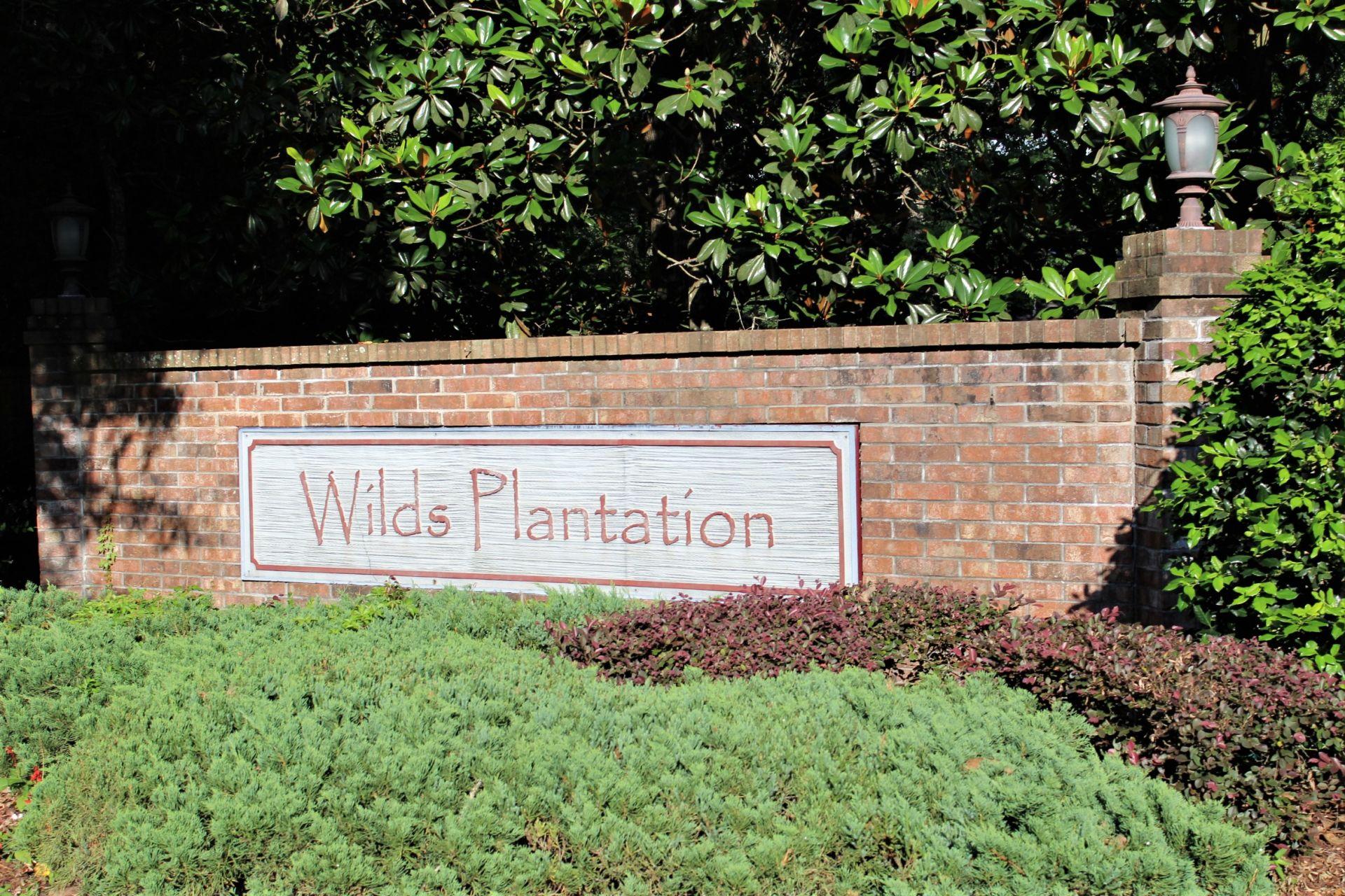 Wilds Plantation