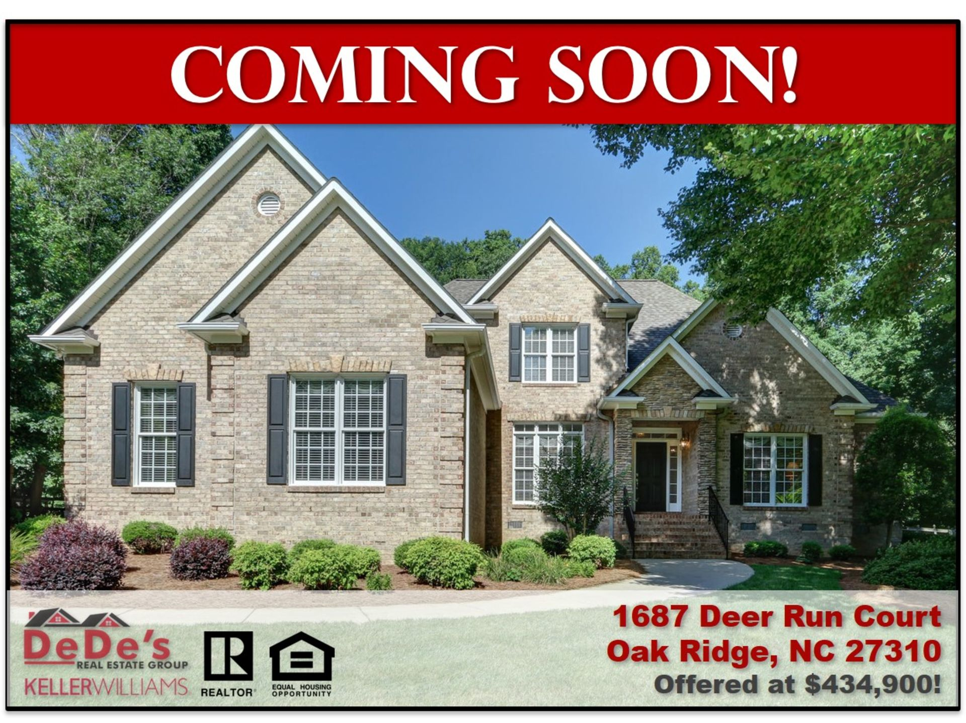 ANOTHER HOME COMING ON THE MARKET NEXT WEEK!