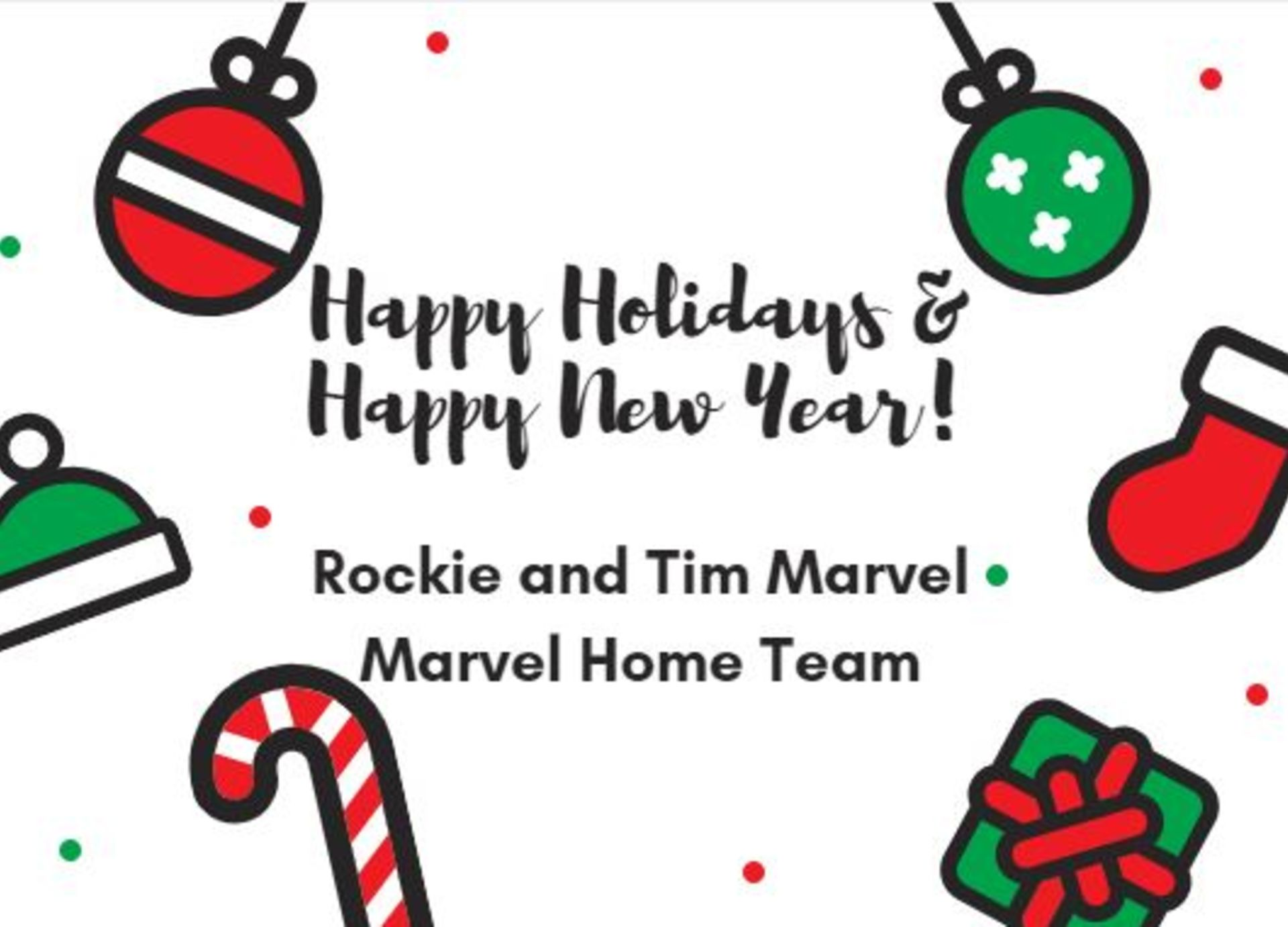 2018 Holiday Events – Have FUN and Enjoy