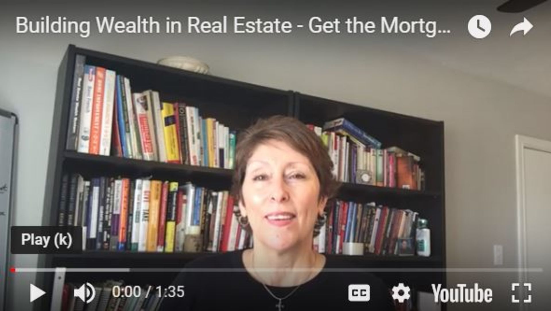 Building Wealth in Real Estate – Get the Mortgage Monkey Off Your Back!