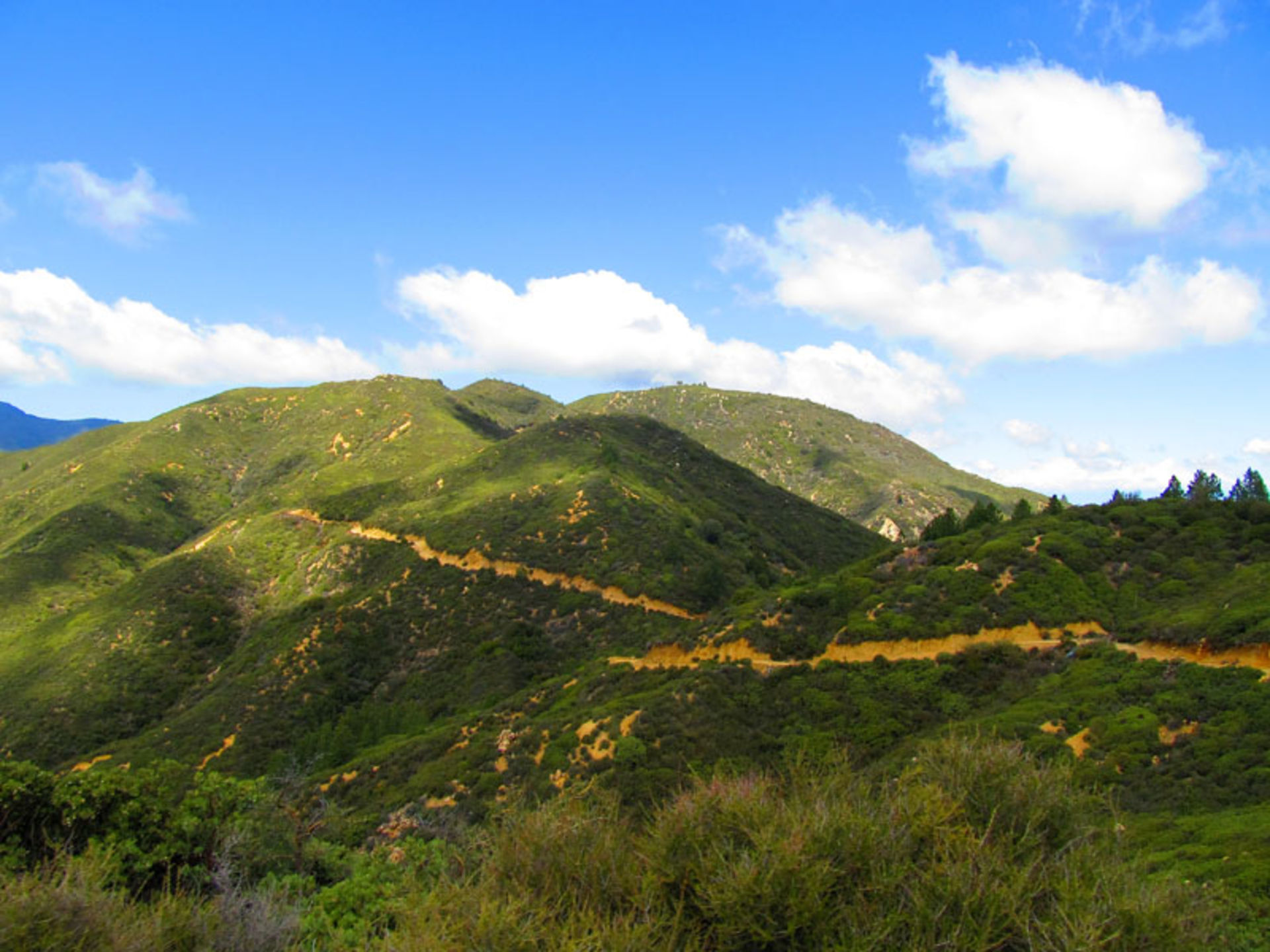 Trabuco Canyon
