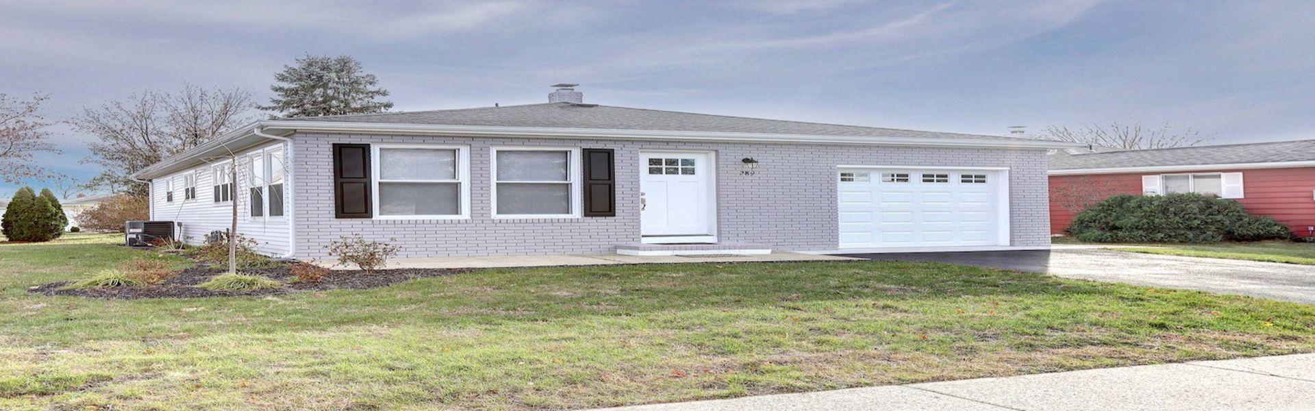 289 Harrington Drive N, Toms River, NJ 08757 – $199,900