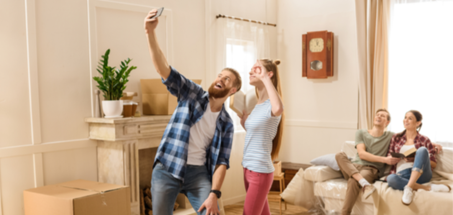 Unmarried couples Purchasing Homes