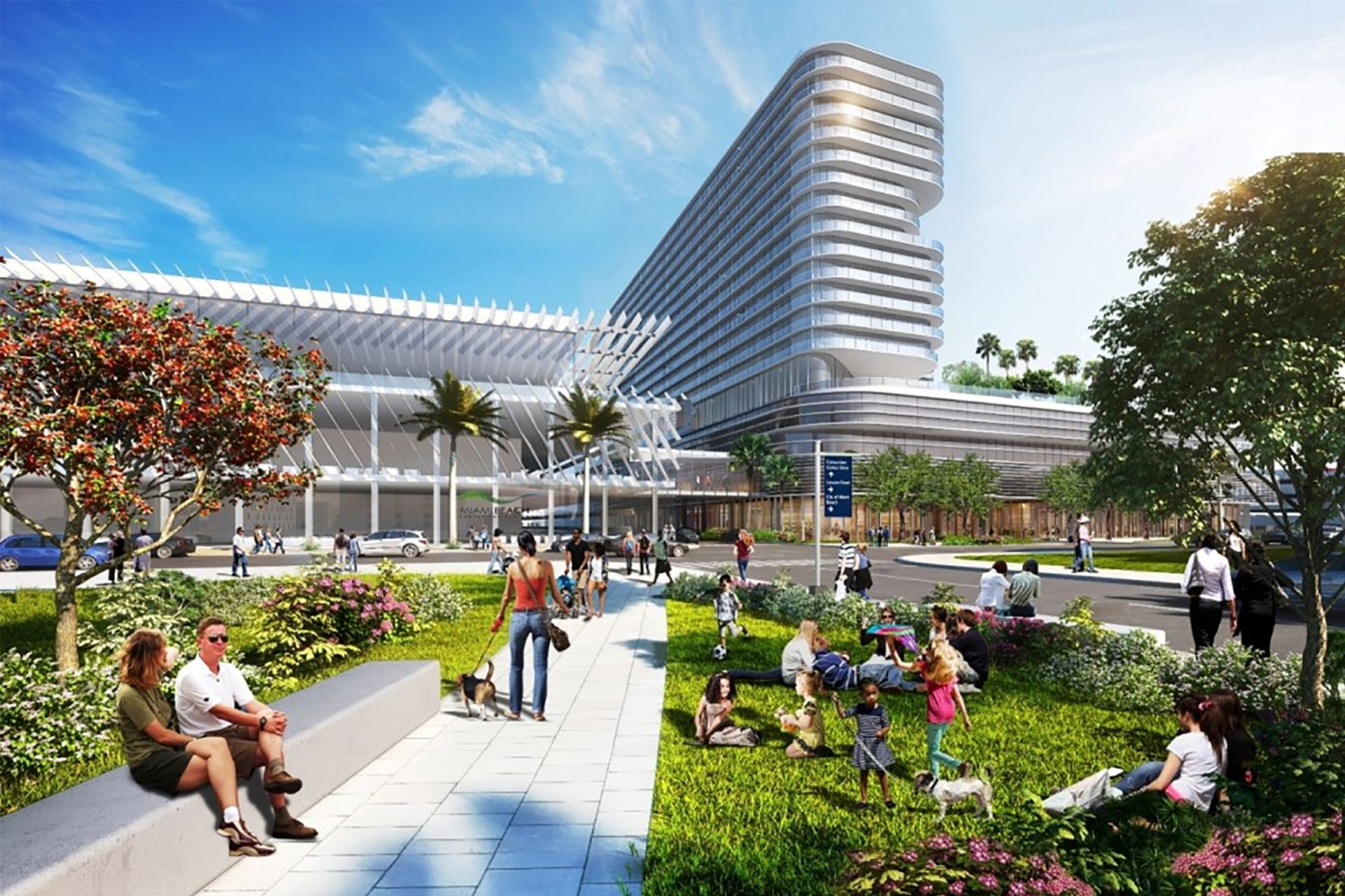 Hotel Brand Selected for Florida Convention Center Project