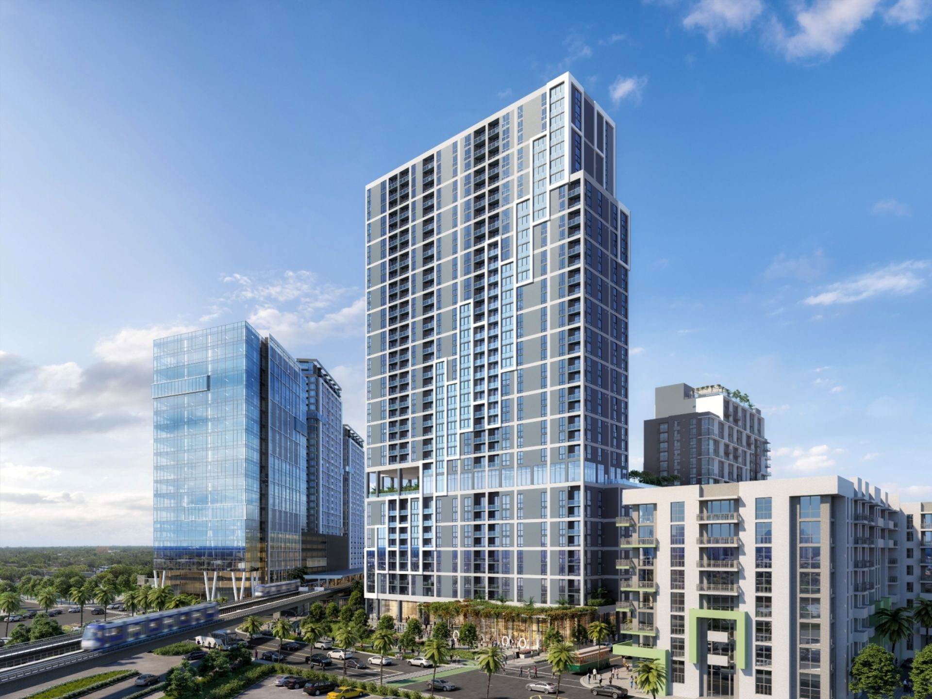Transit-Oriented Development in Miami Snags Construction Loan