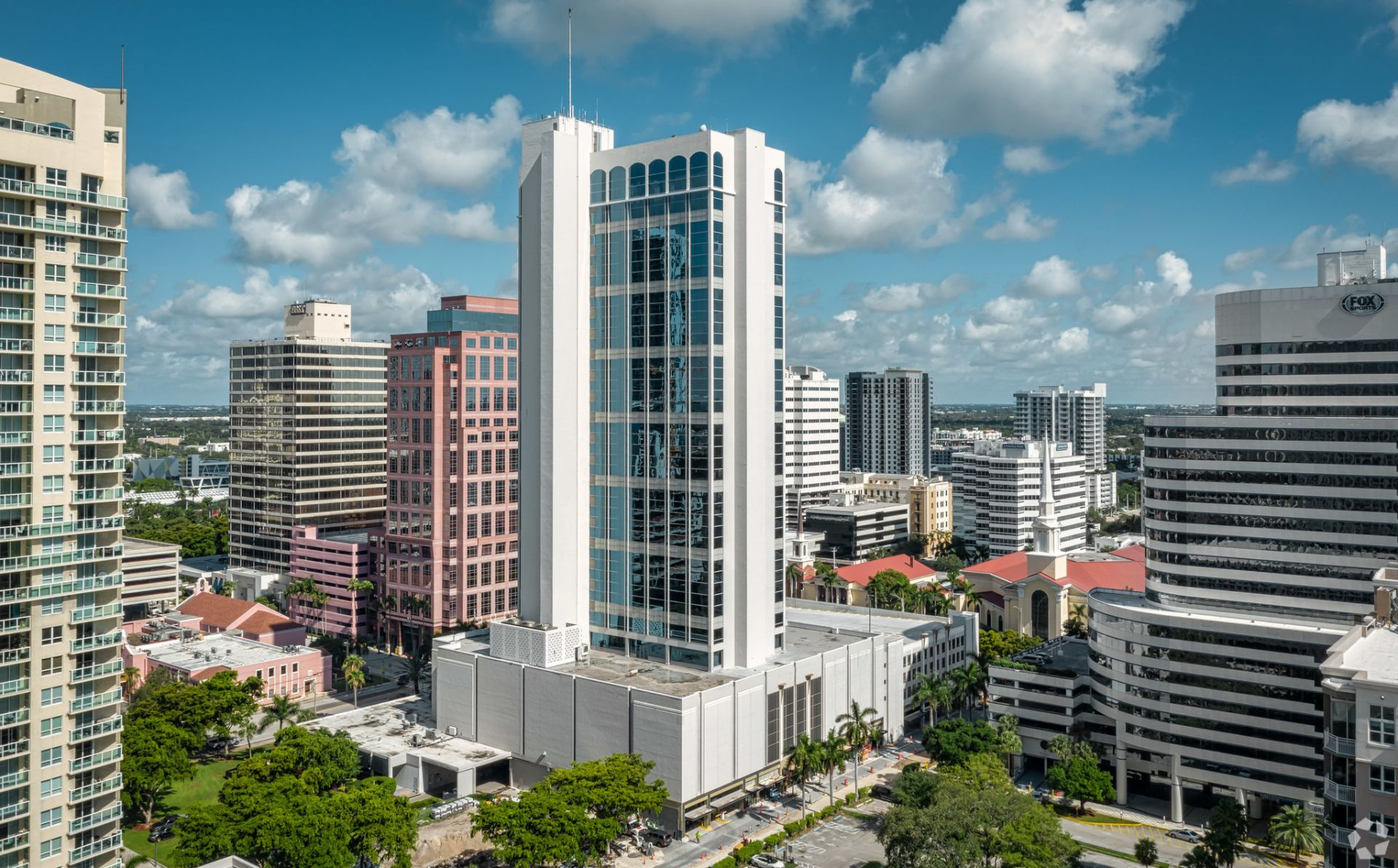 Office Tower Trades in Broward County's Biggest Deal of 2019