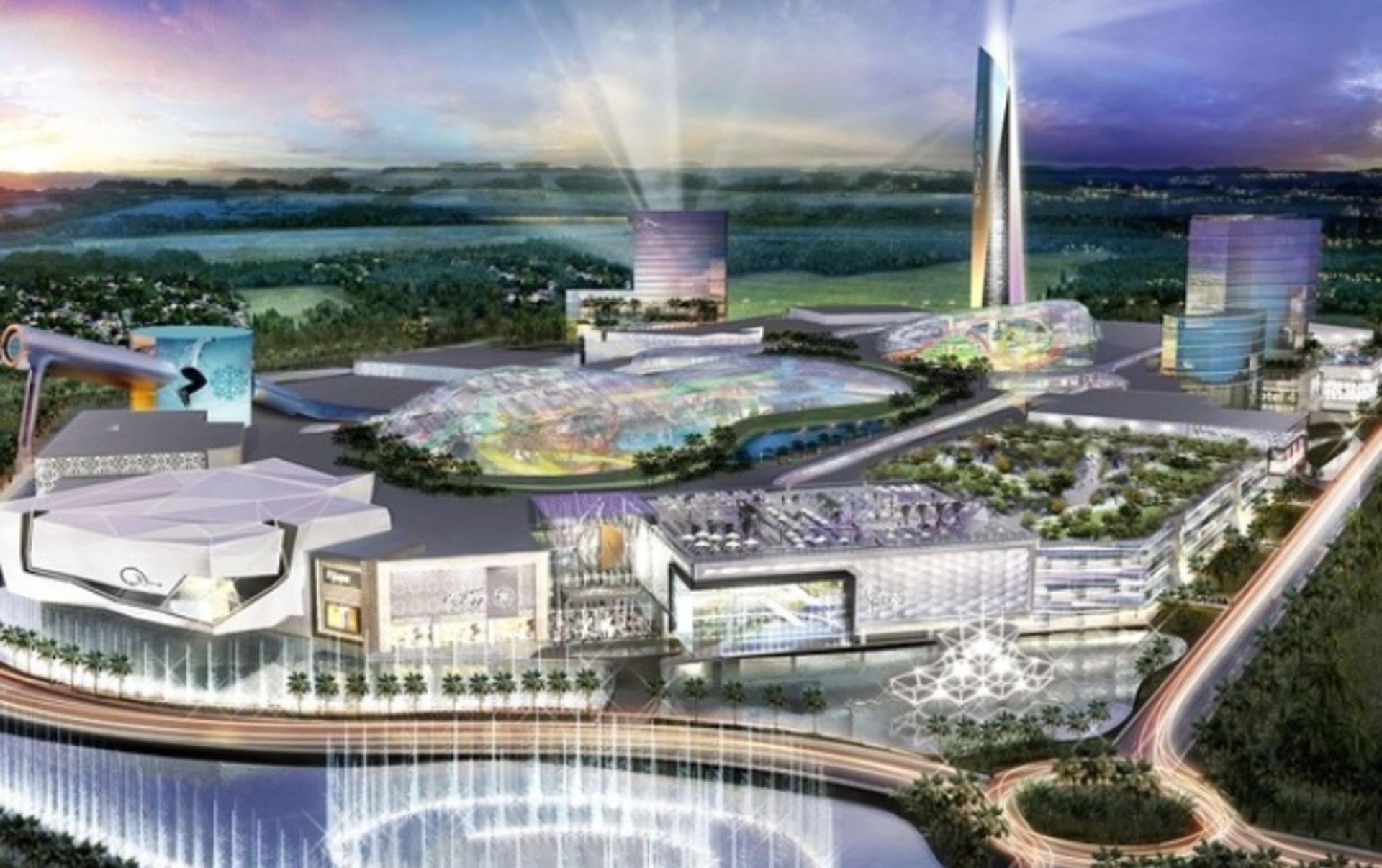Triple Five's $4 Billion American Dream Miami Project Wins Final Approval from County Officials
