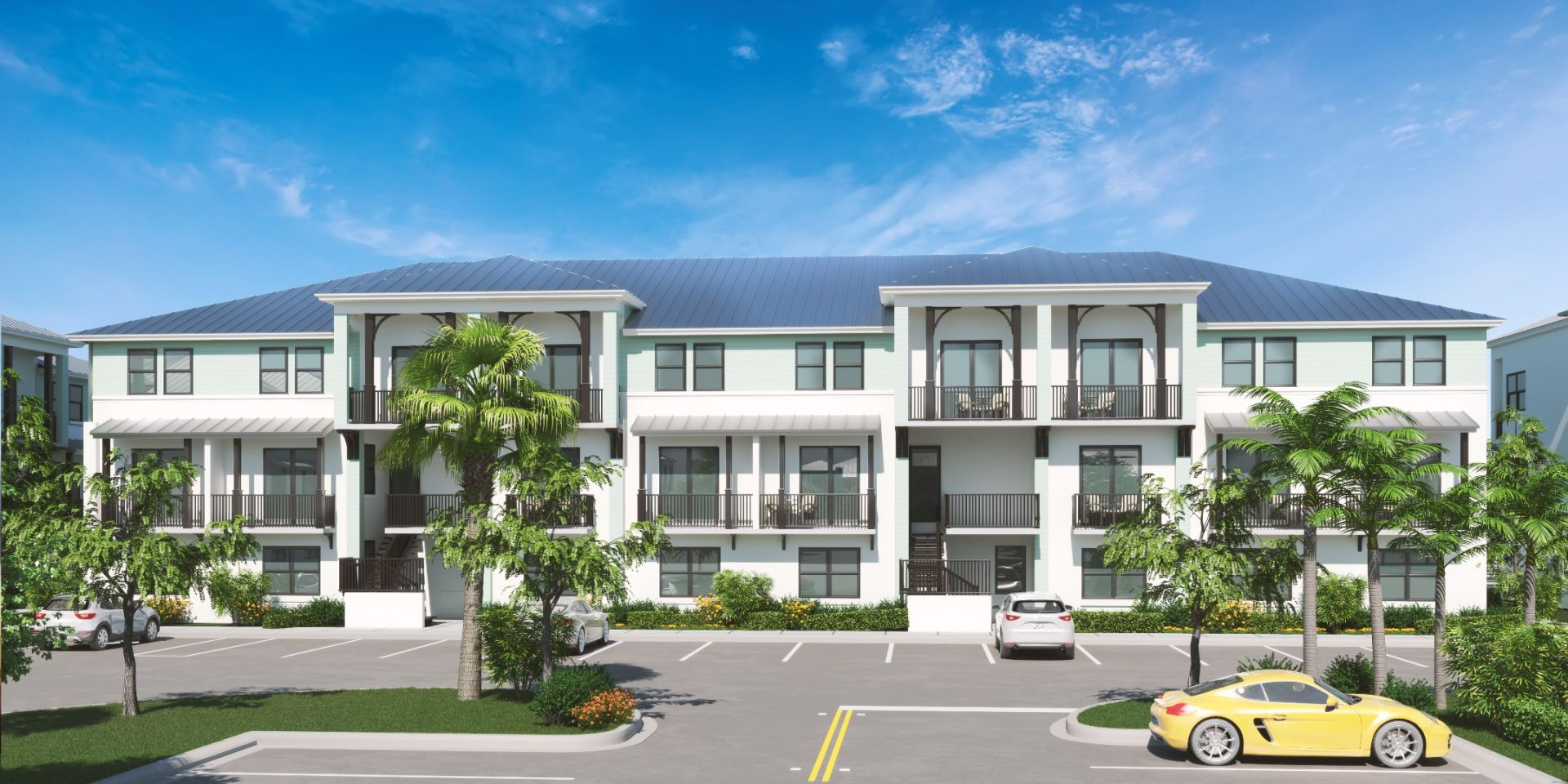 Apartments to Rise on South Florida Site Formerly Earmarked for Industrial