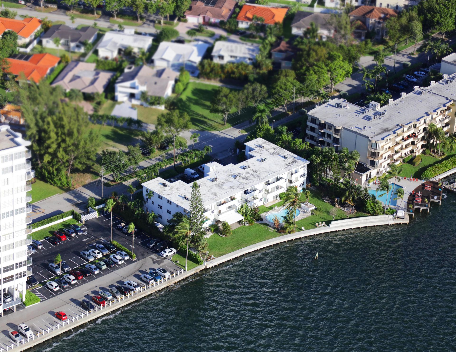 Older Apartments Near Miami Could Make Way for Waterfront Project