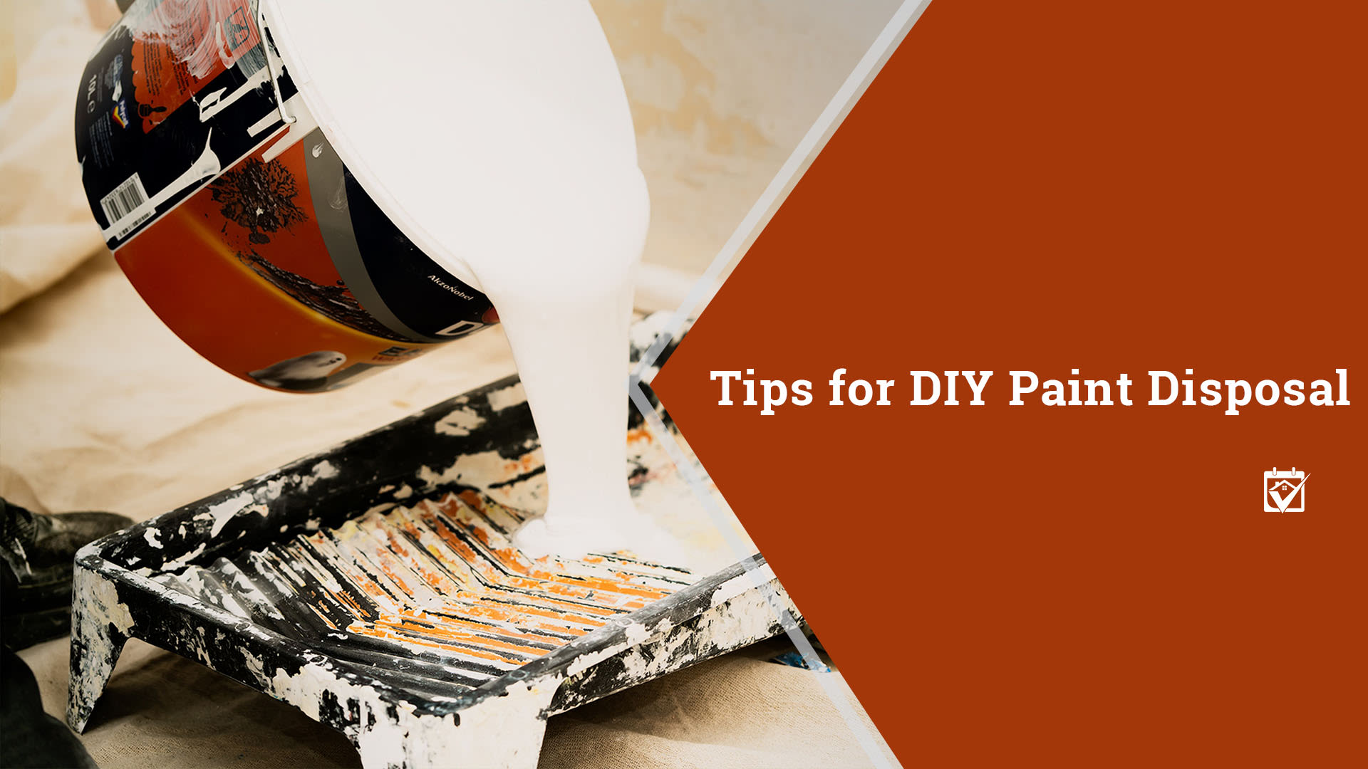 5 Tips for DIY Paint Disposal