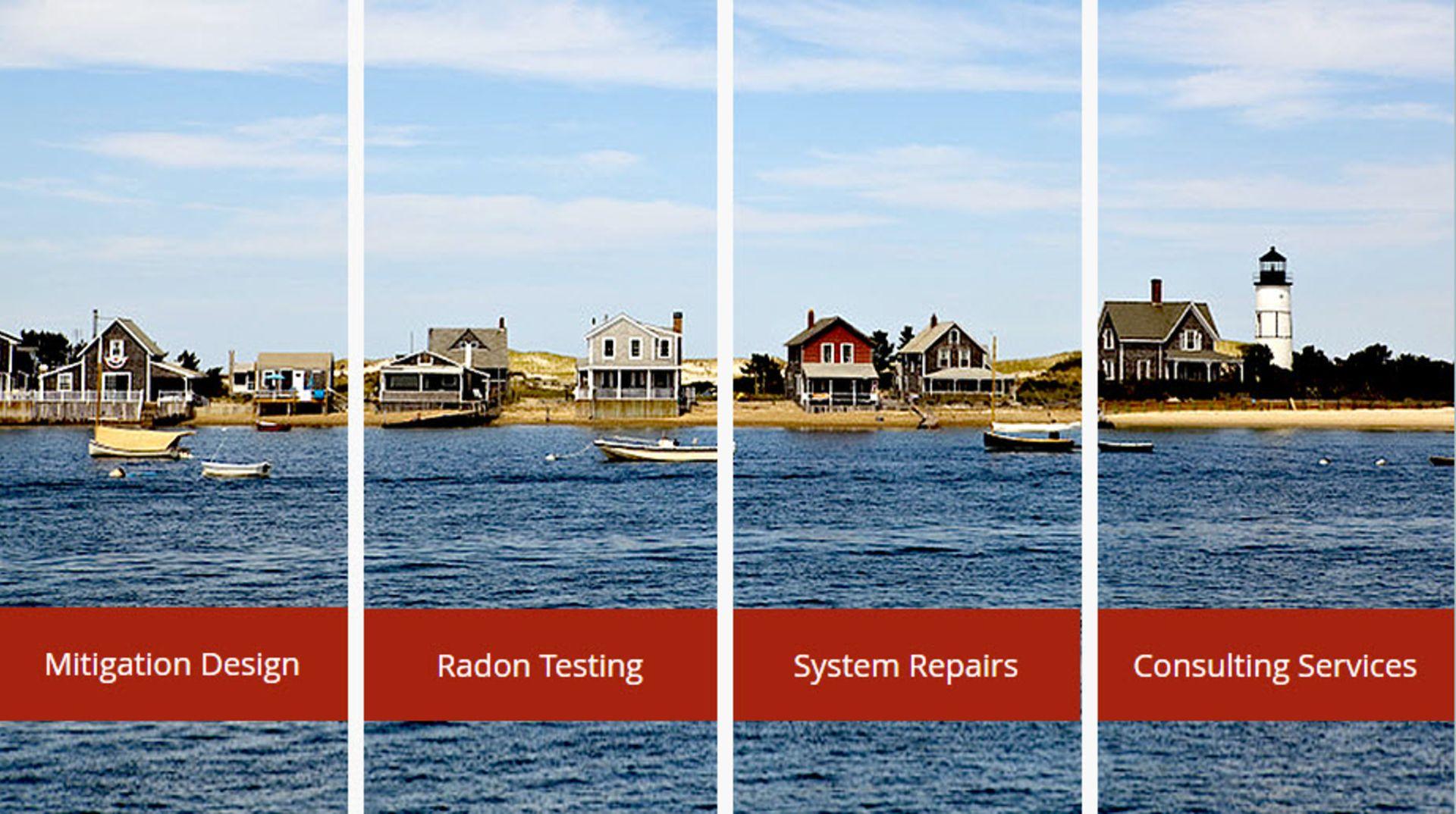 Radon testing & remediation