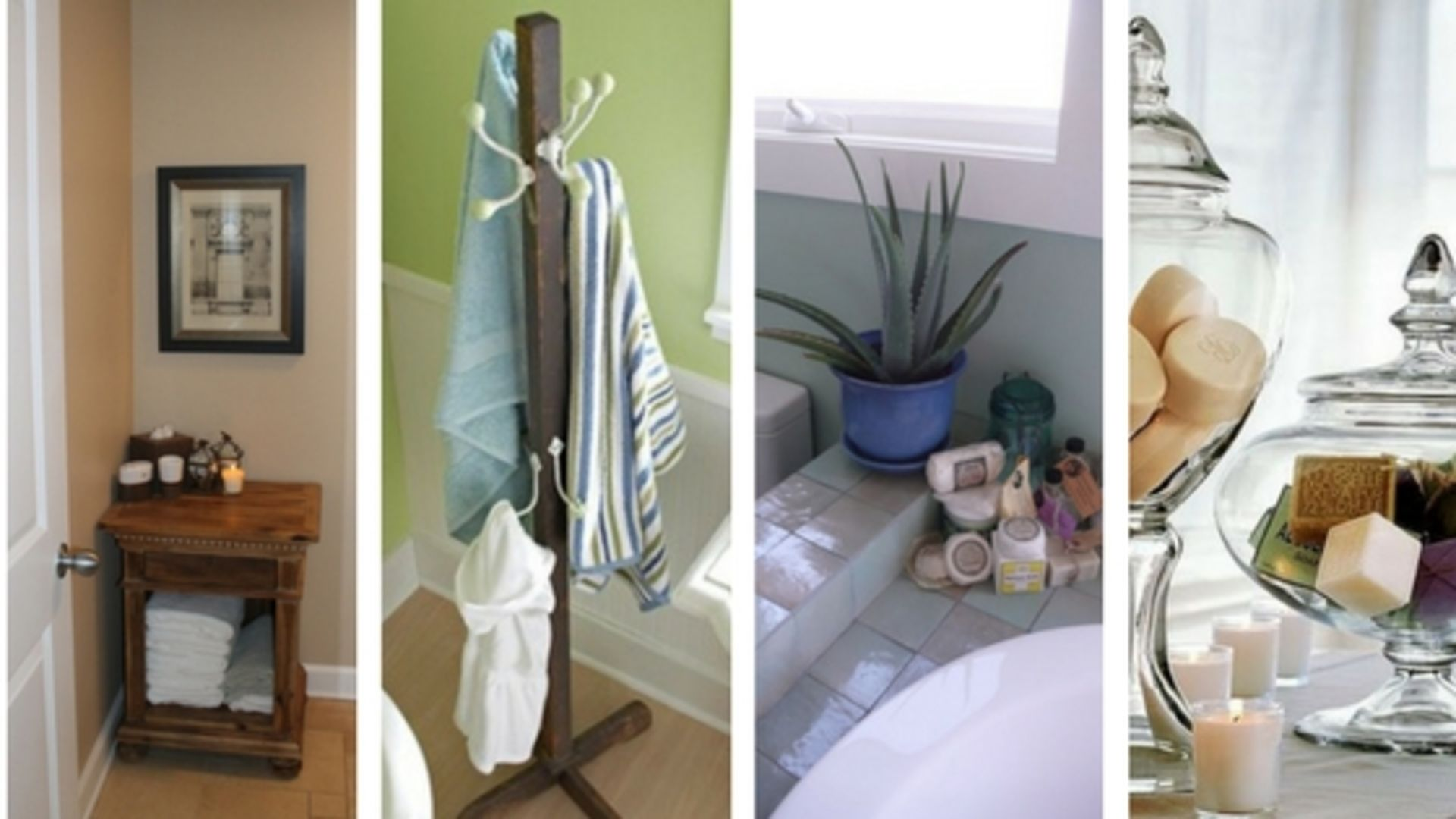 How to Create a Luxe Bathroom in 6 Easy Steps