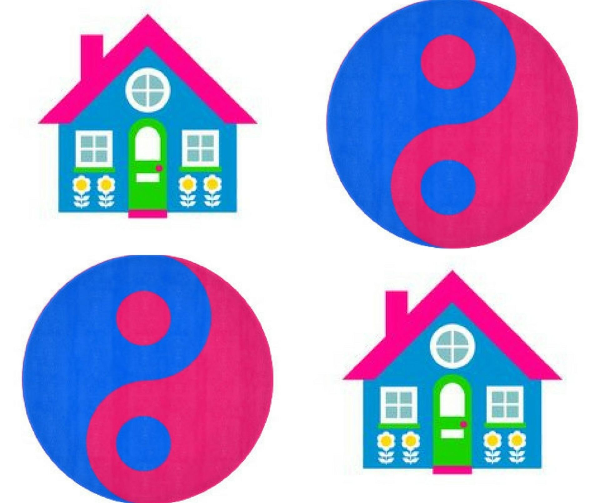 The Yin and Yang of Appealing to Home Buyers
